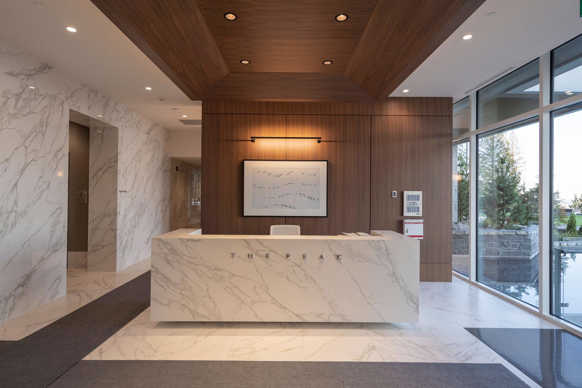 concierge at 402 - 2958 Burfield Place, Cypress Park Estates, West Vancouver