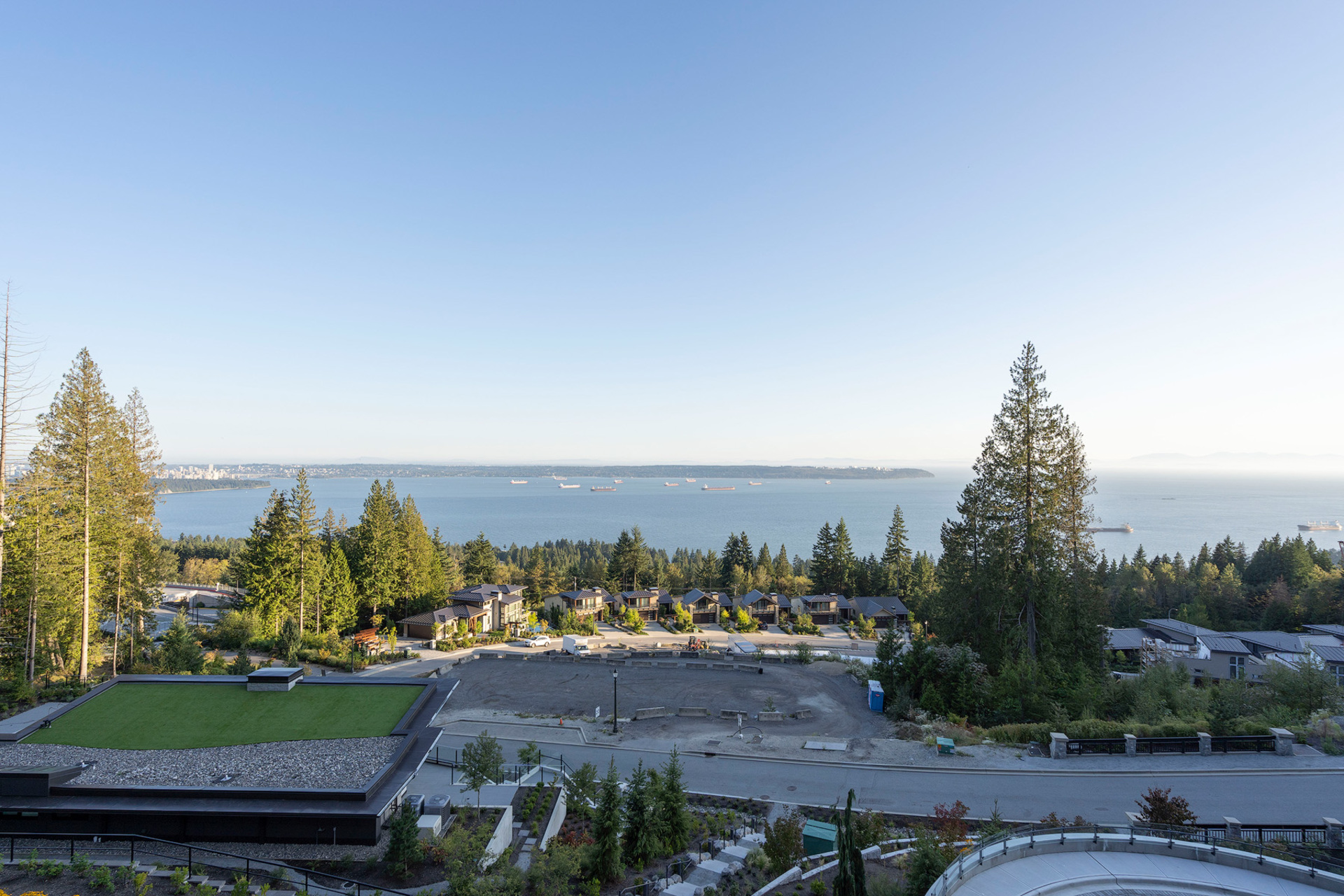 day-view at 402 - 2958 Burfield Place, Cypress Park Estates, West Vancouver