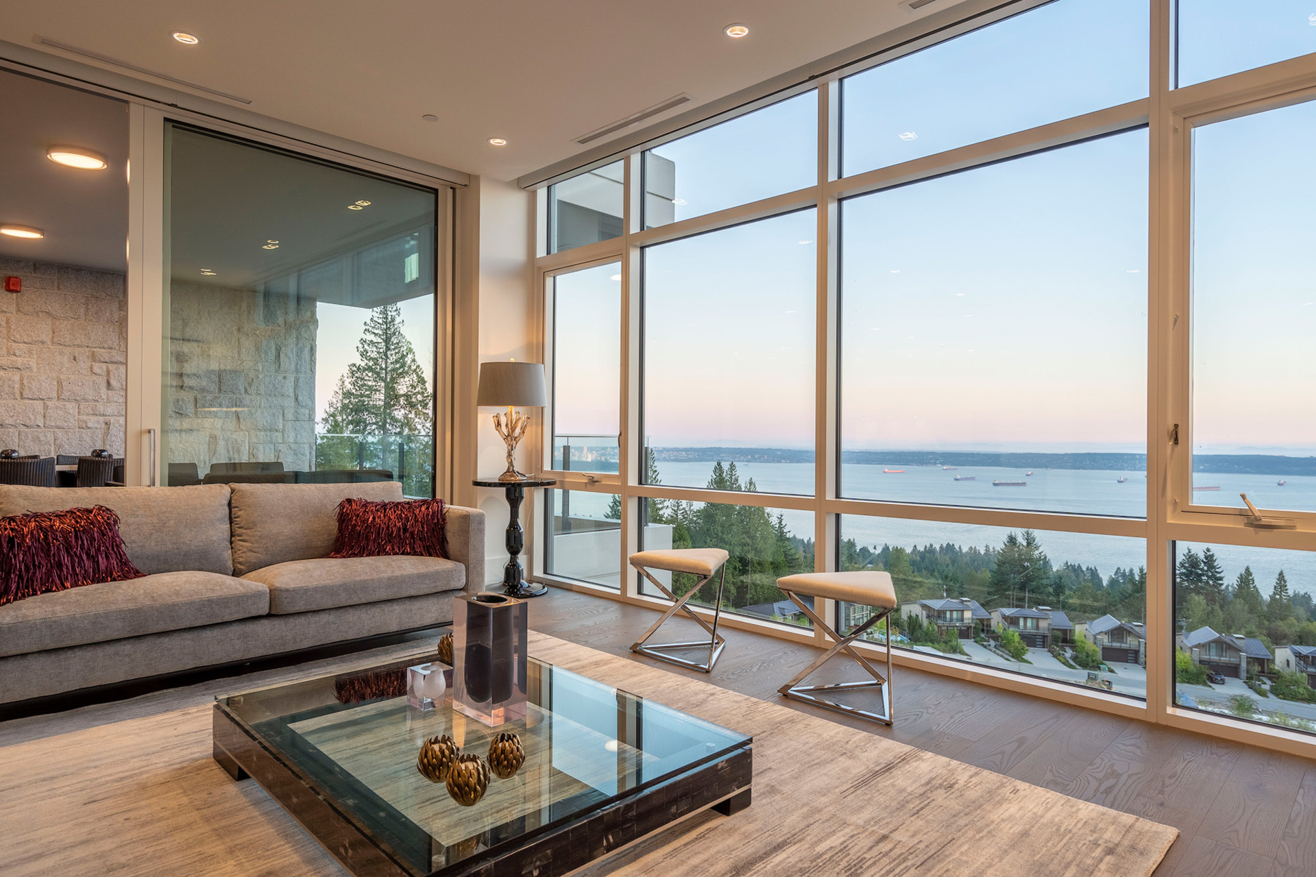 living-day-2 at 402 - 2958 Burfield Place, Cypress Park Estates, West Vancouver