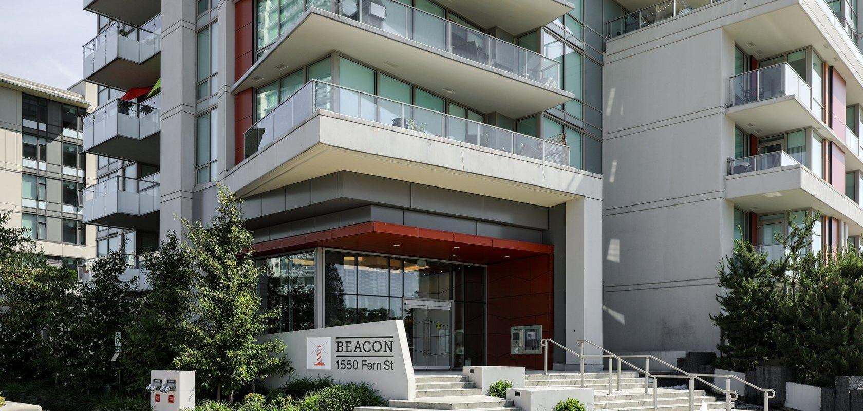 1202 - 1550 Fern Street, Lynnmour, North Vancouver