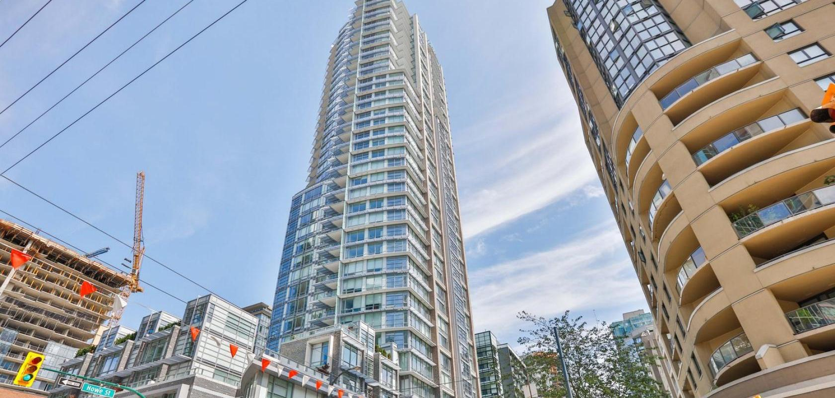 3004 - 1283 Howe, Downtown VW, Vancouver West