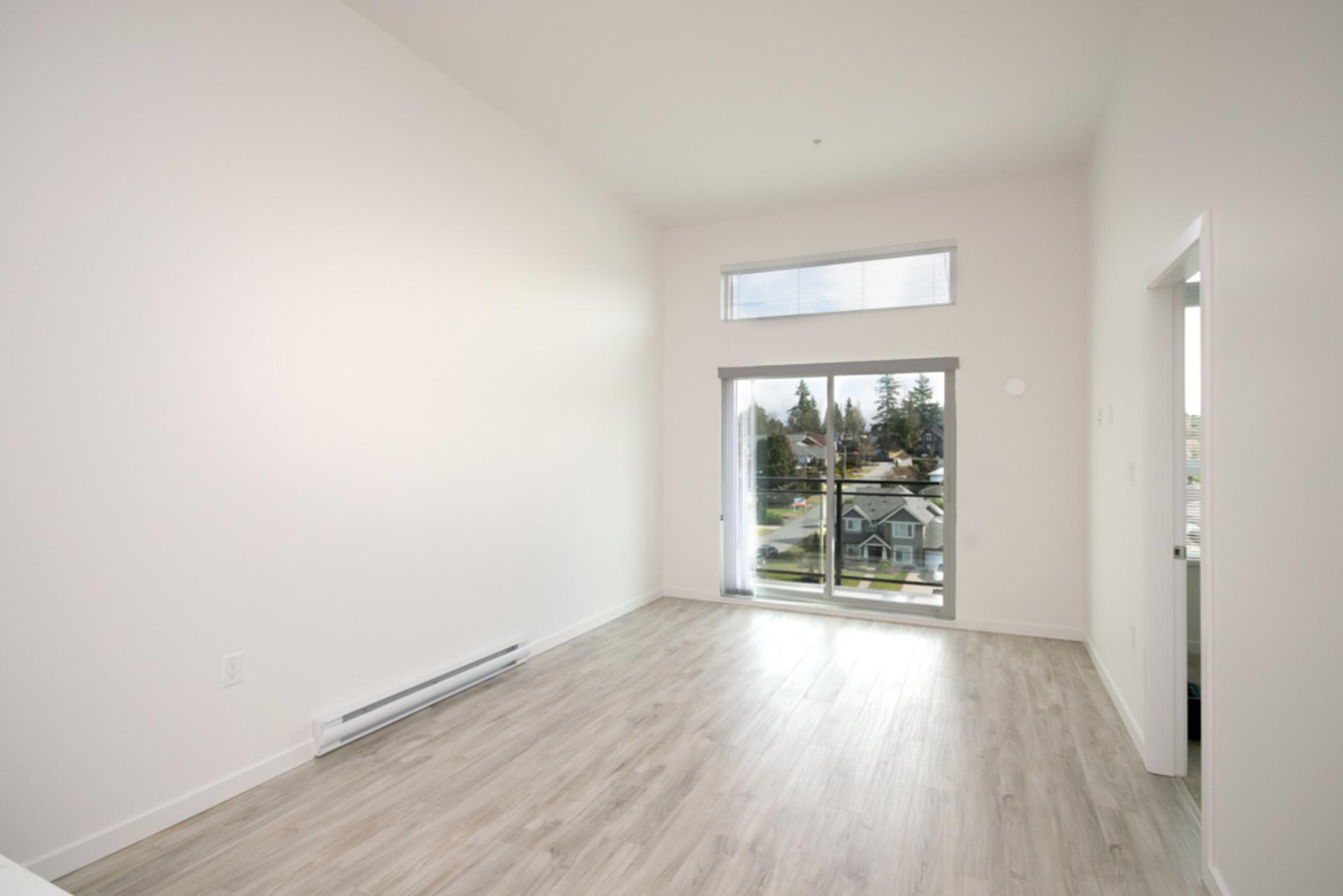 Living Room at 605 - 621 Regan, Coquitlam