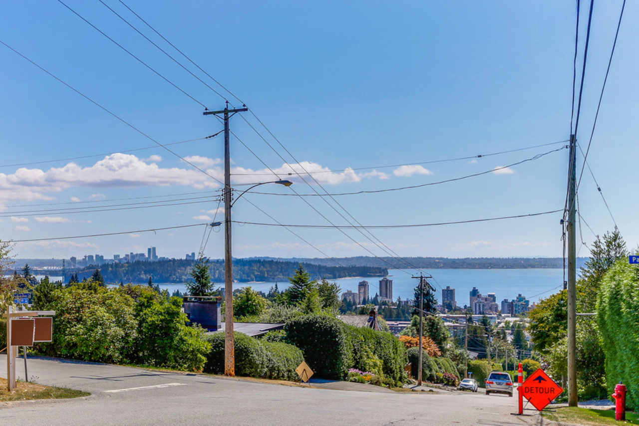 View at 1849 22nd Street, Queens, West Vancouver