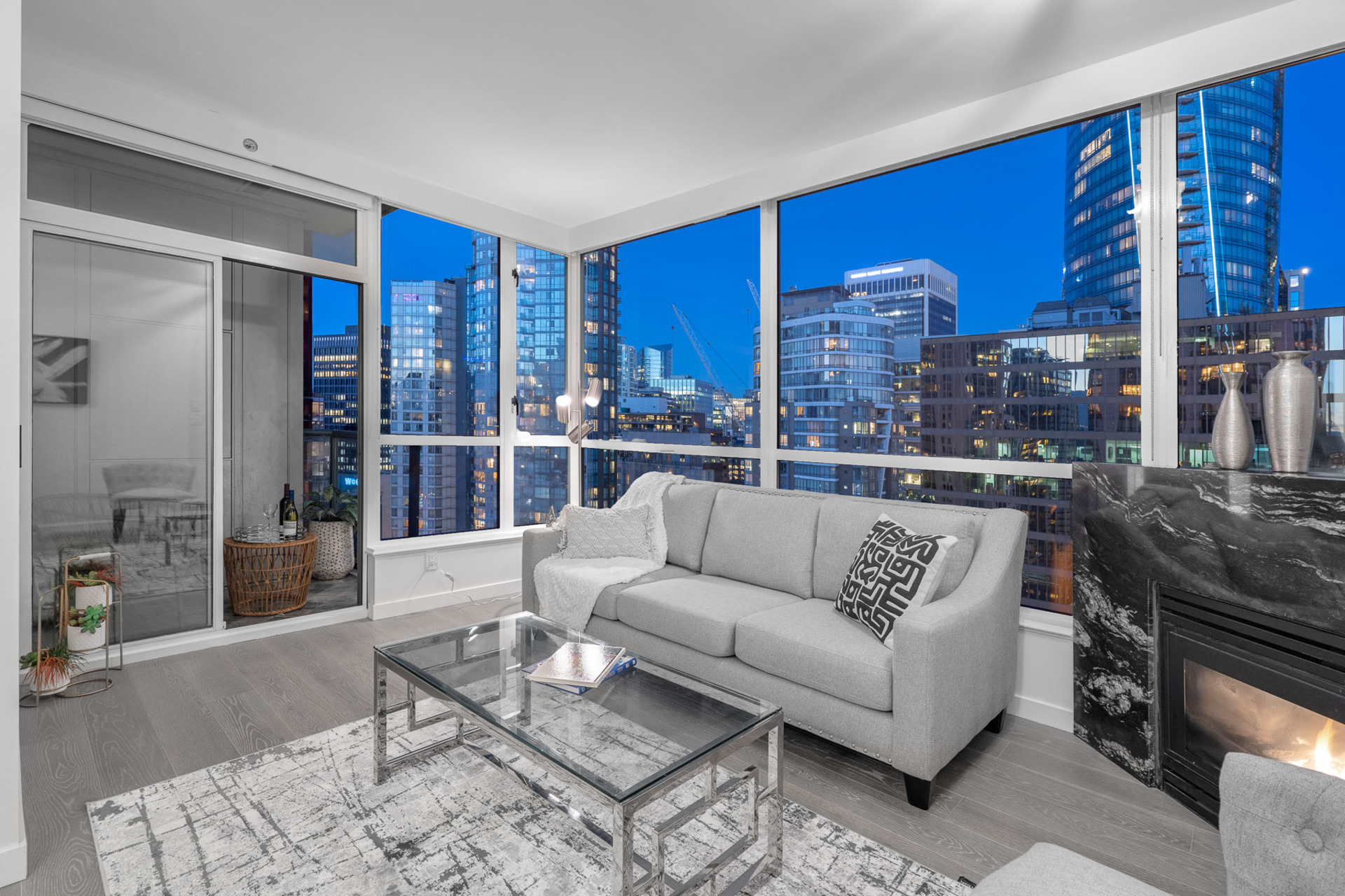 2 at 1901 - 1239 W Georgia, Coal Harbour, Vancouver West
