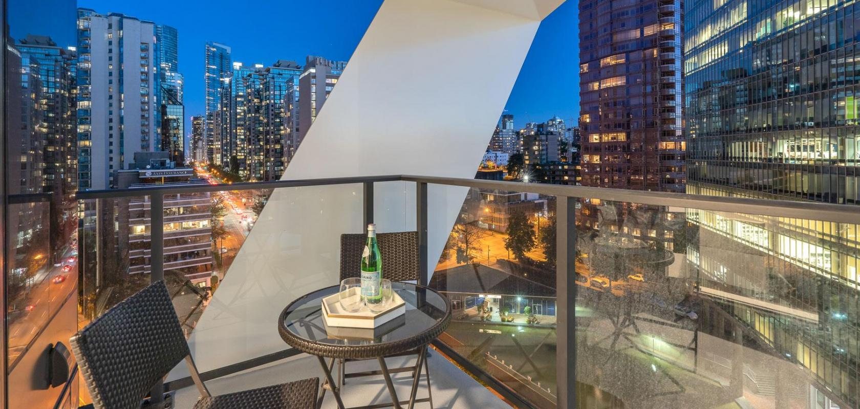 1304 - 620 Cardero, Coal Harbour, Vancouver West
