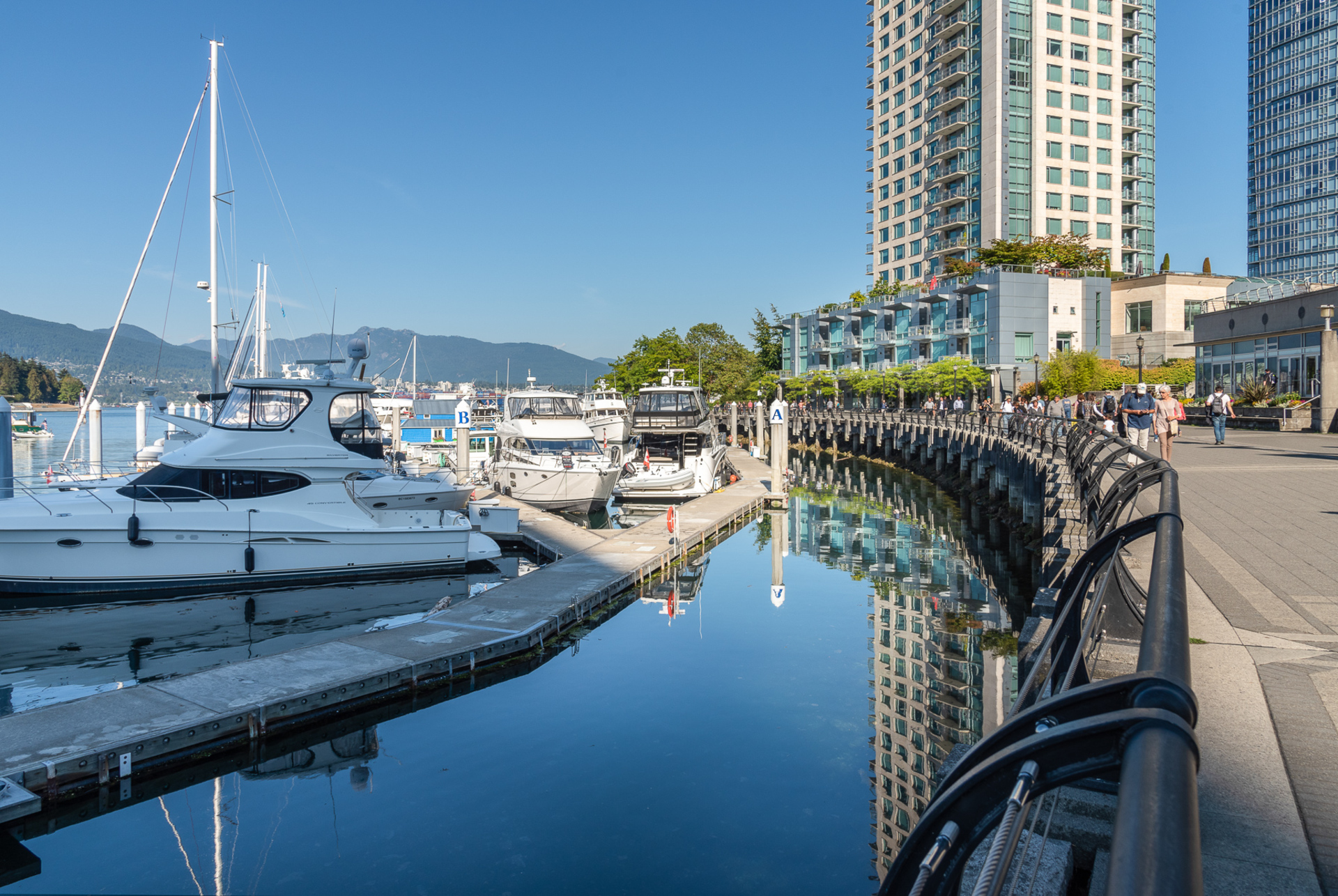 coal-harbour-360hometours-02s at 1304 - 620 Cardero, Coal Harbour, Vancouver West