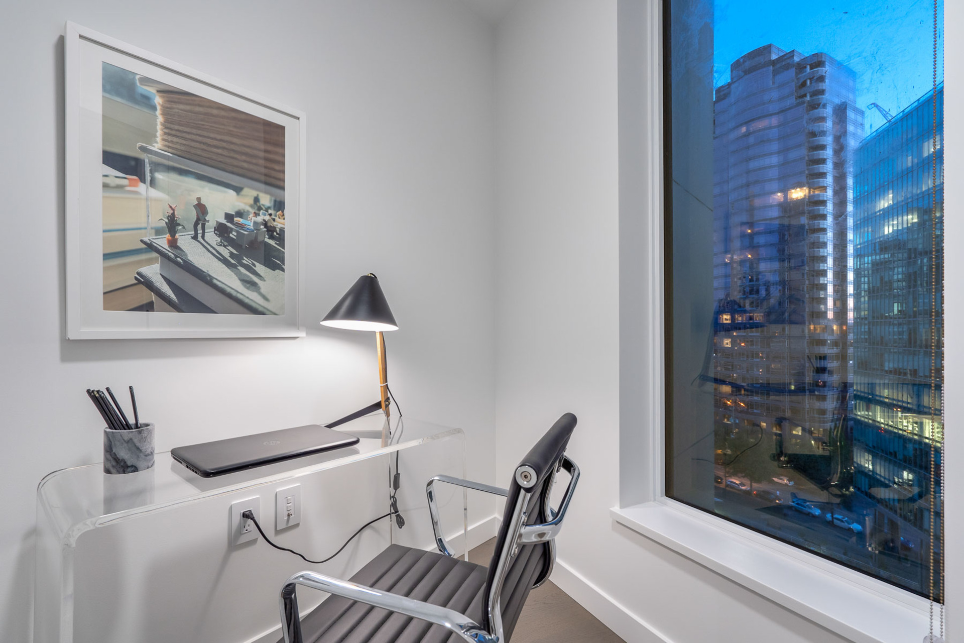 office at 1304 - 620 Cardero, Coal Harbour, Vancouver West