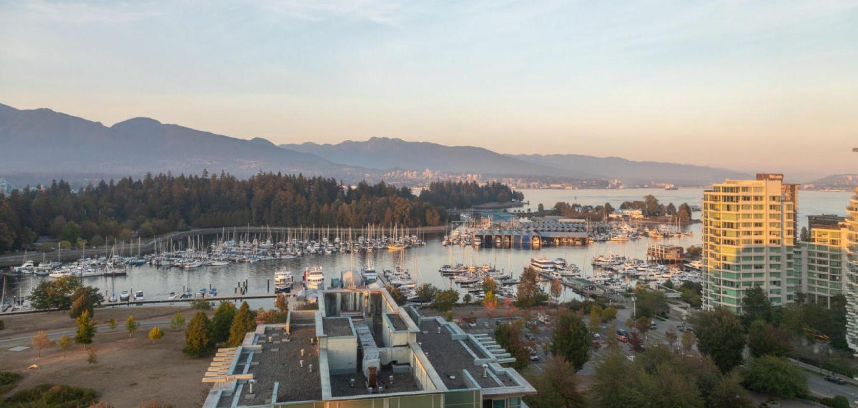 1301 - 1888 Alberni, West End VW, Vancouver West