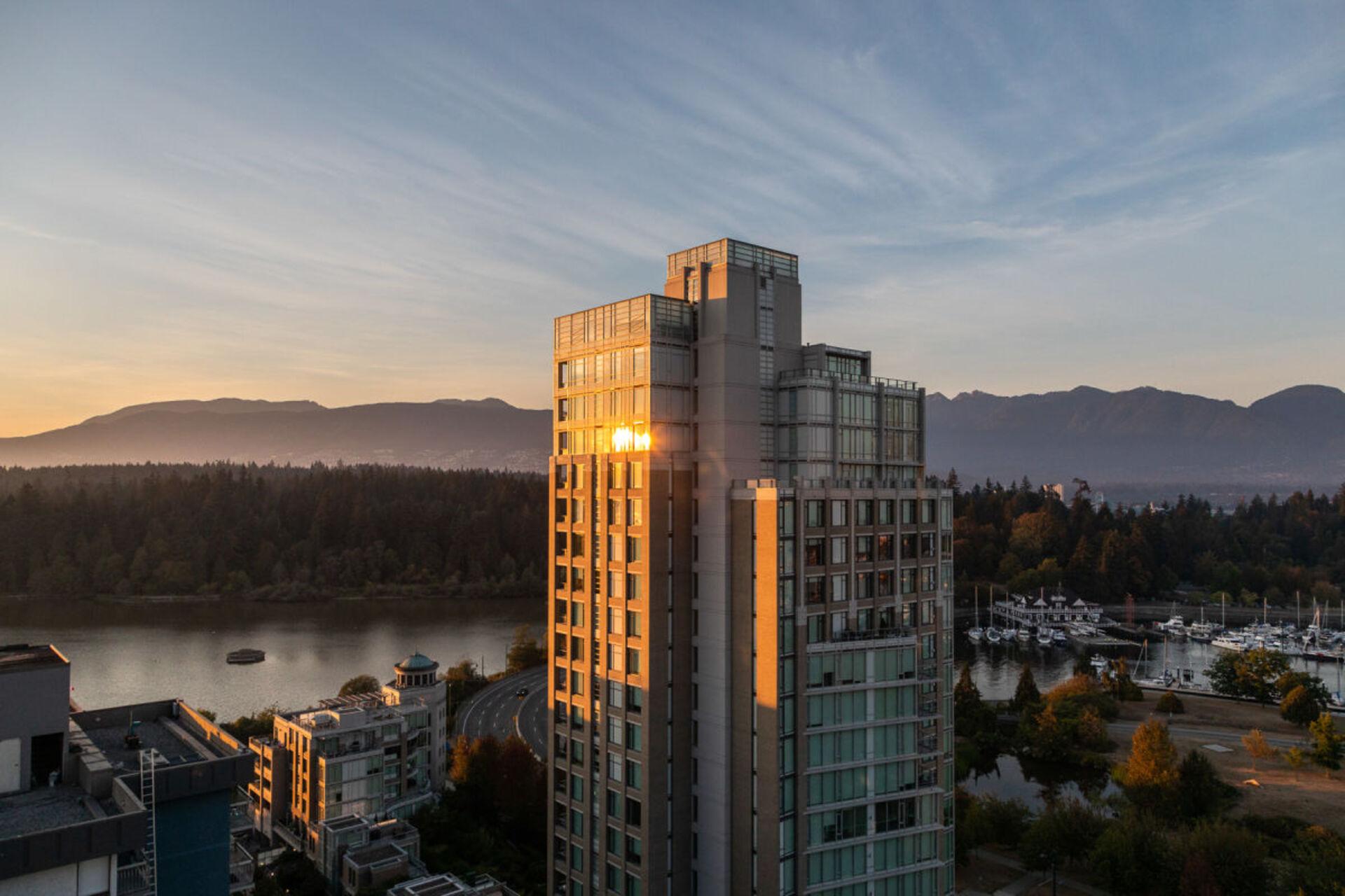 at 1301 - 1888 Alberni, West End VW, Vancouver West
