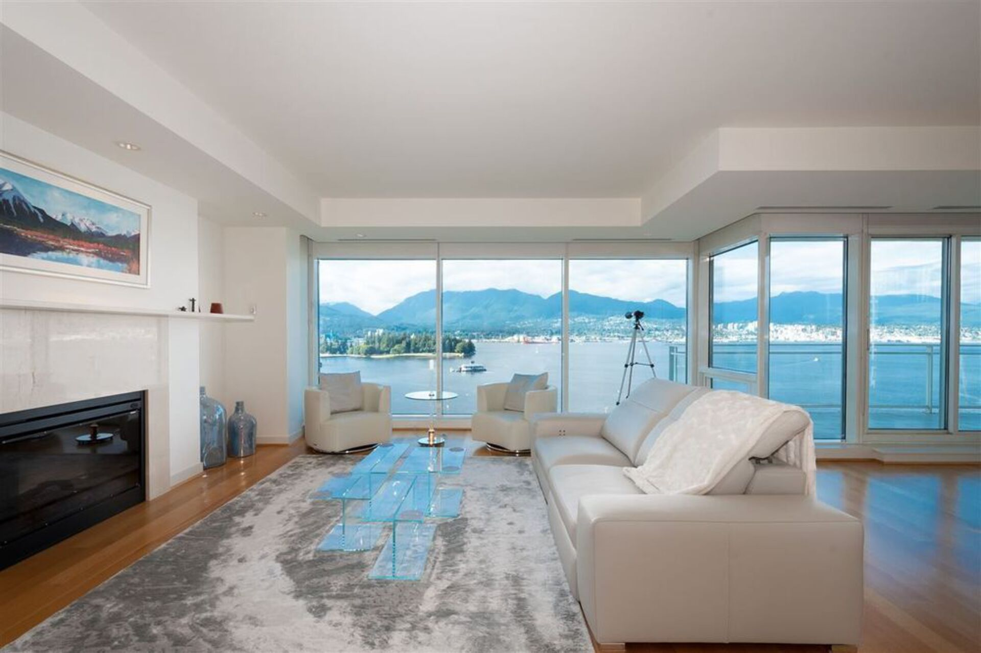 at 1402 - 1139 Cordova Street, Coal Harbour, Vancouver West