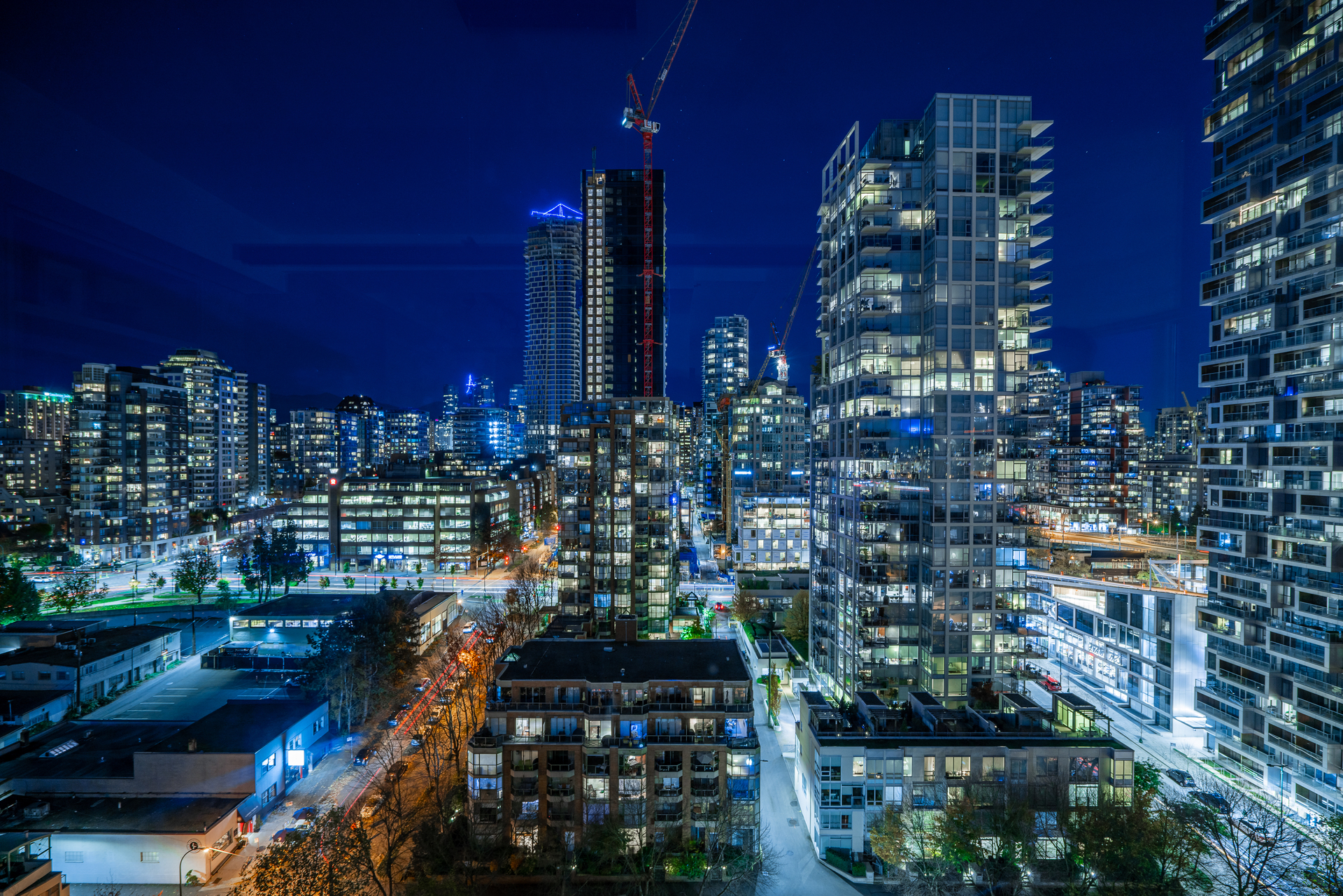 at 2002 - 1500 Hornby Street, Yaletown, Vancouver West