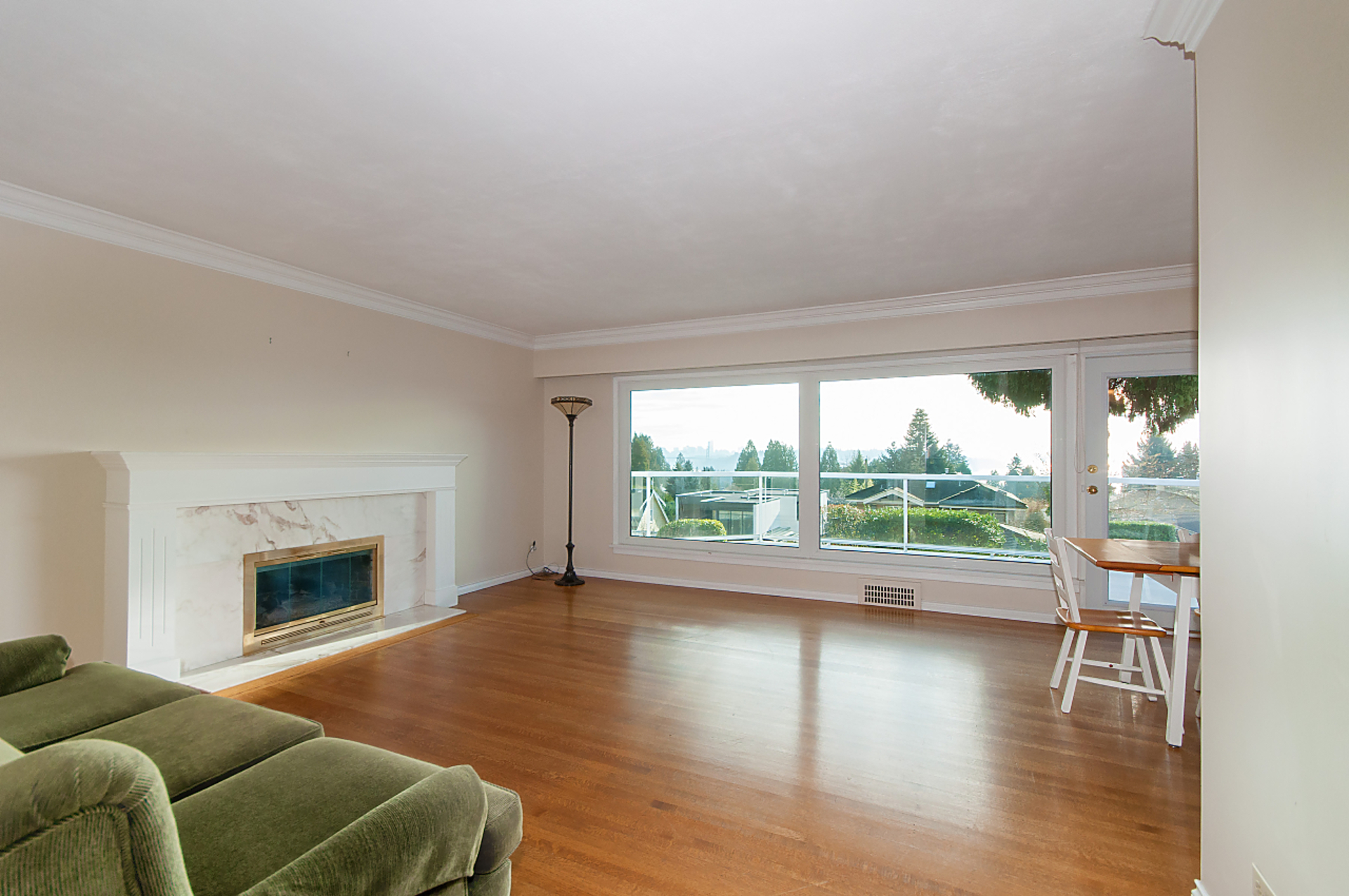 living-room at 1424 Lawson, Ambleside, West Vancouver