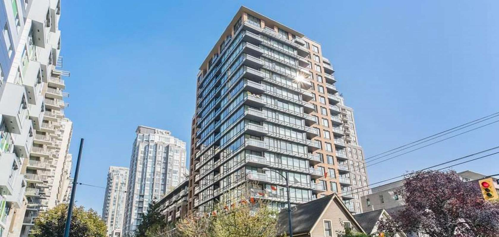 1701 - 1088 Richards, Yaletown, Vancouver West