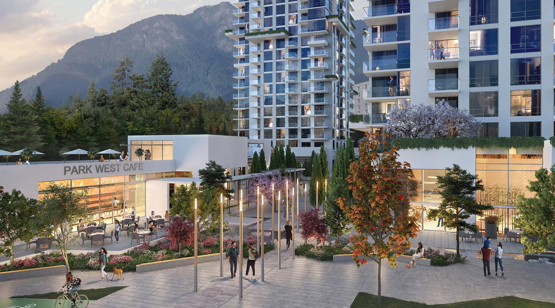 at 1301 - 1633 Capilano, North Vancouver