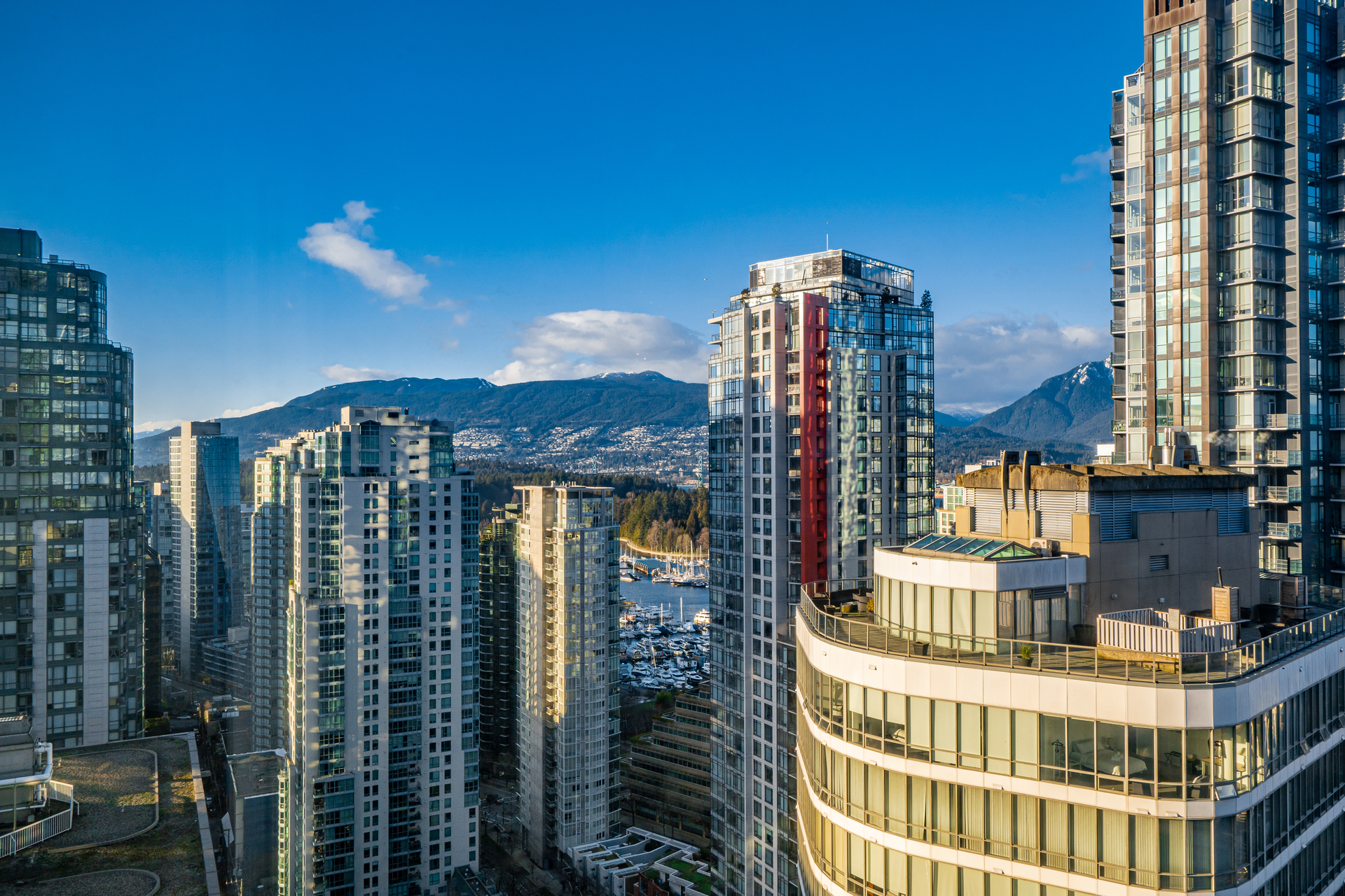 at 2906 - 1151 W Georgia, Coal Harbour, Vancouver West