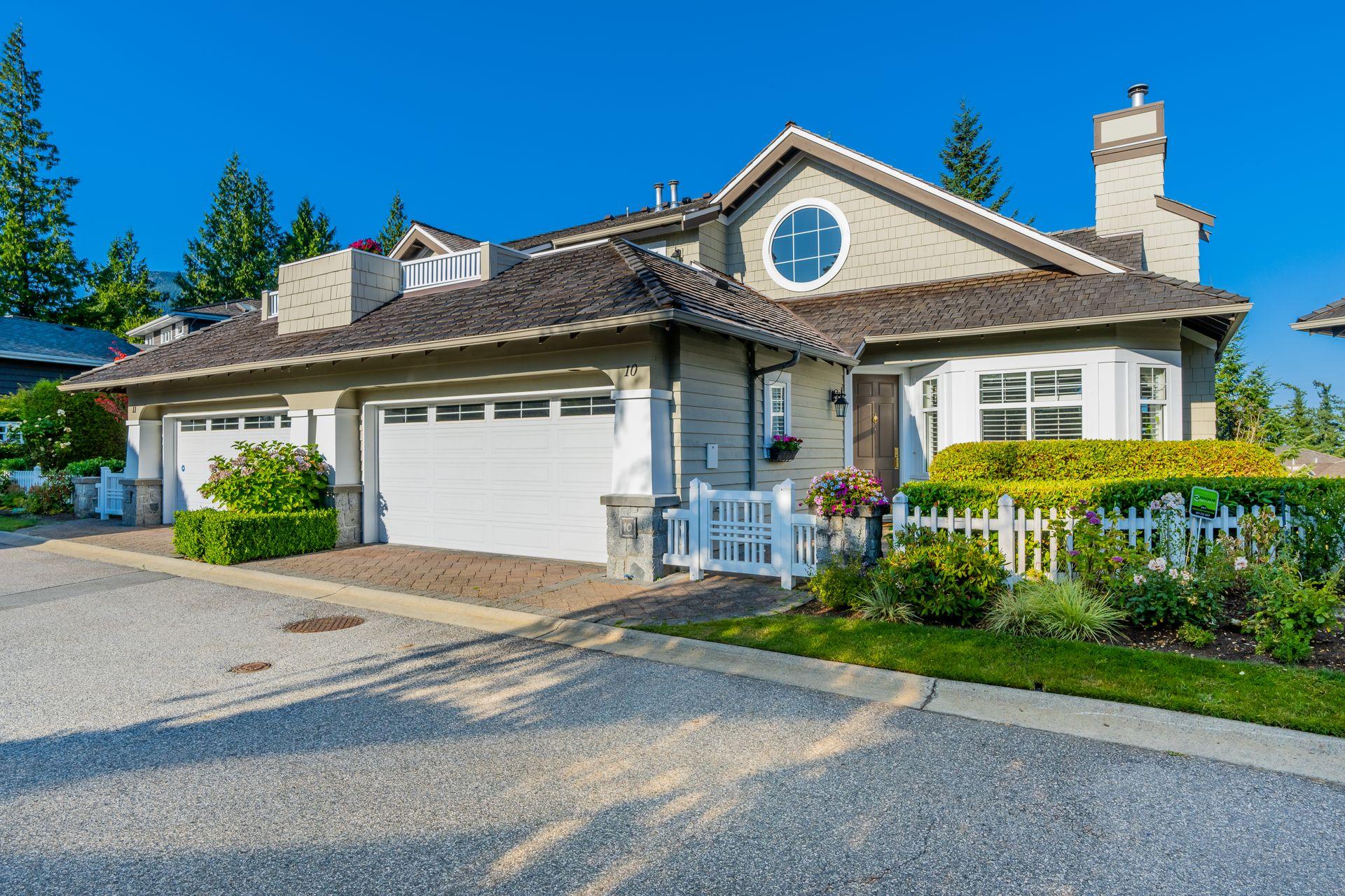 Entrance at 10 - 5130 Ashfeild Road, Upper Caulfeild, West Vancouver