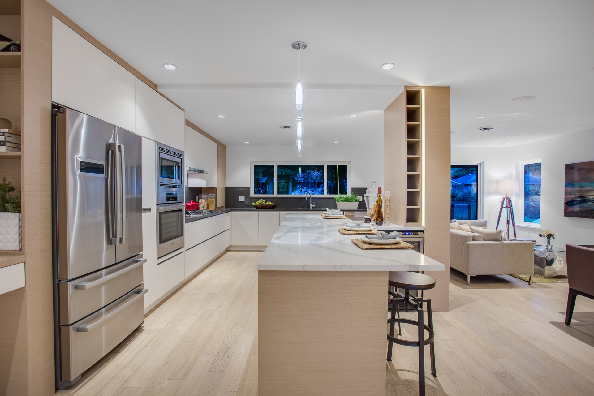 kitchen at 1706 Kilkenny, Westlynn, North Vancouver