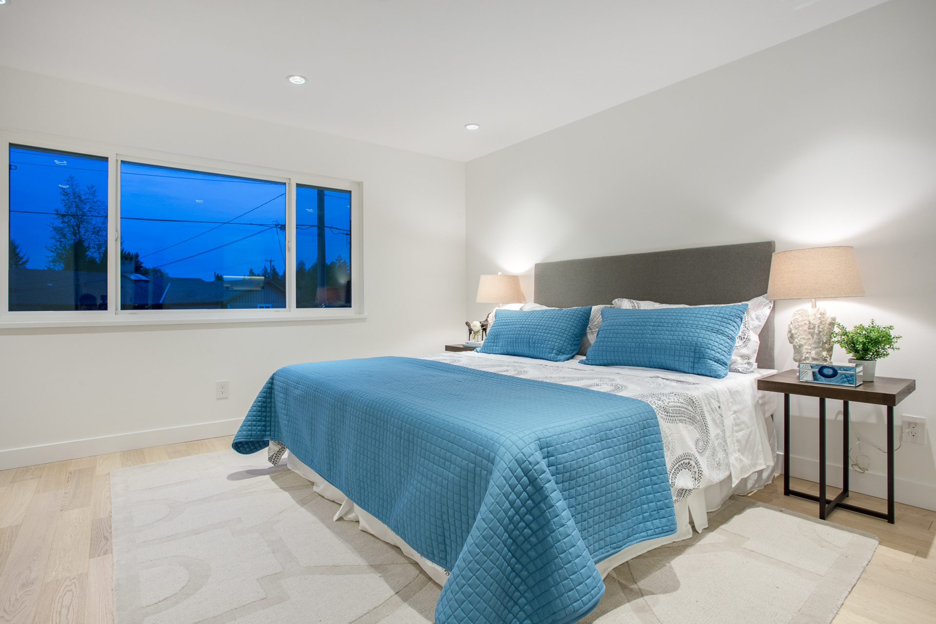 master-bedroom at 1706 Kilkenny, Westlynn, North Vancouver