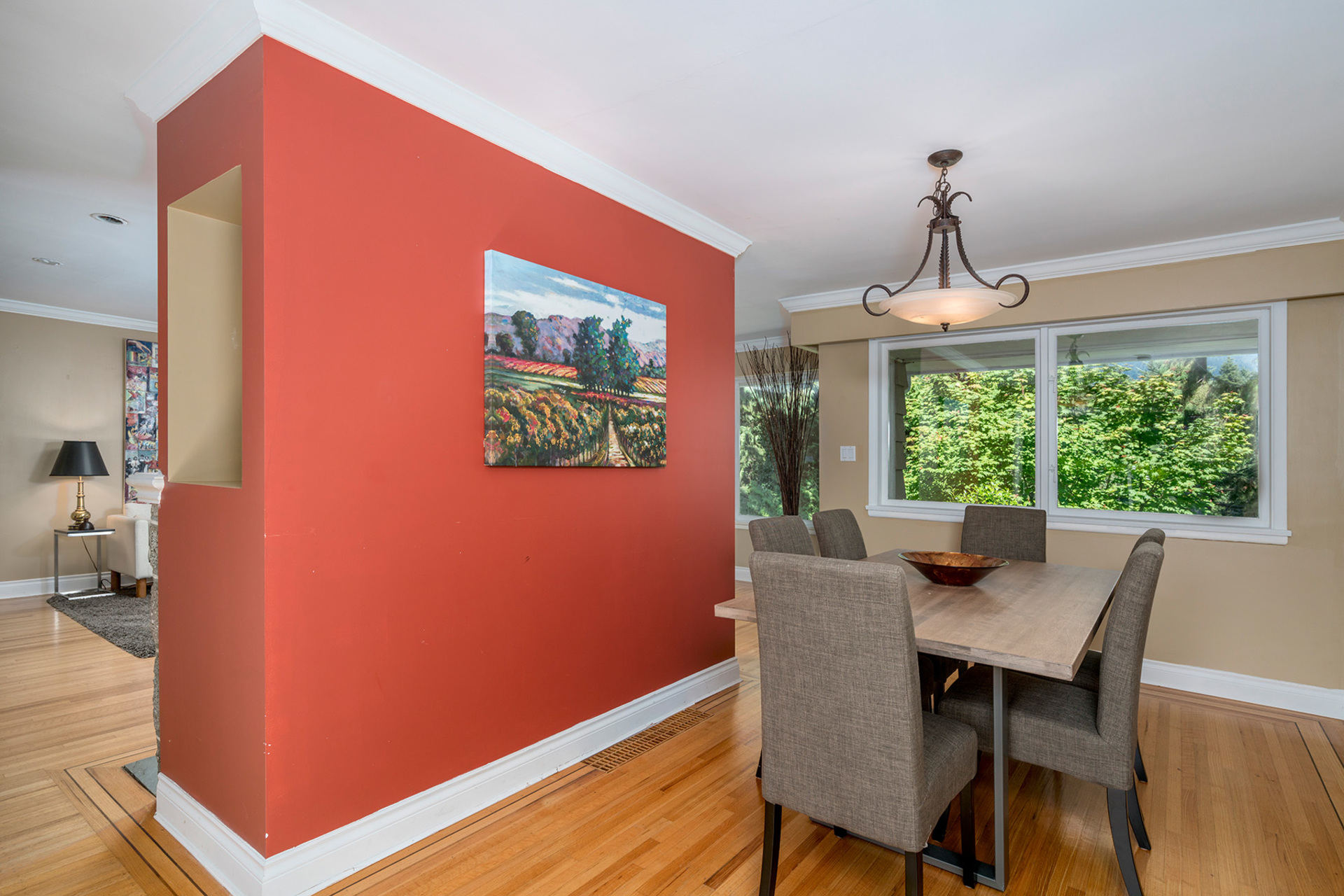 dining at 368 St. James, British Properties, West Vancouver