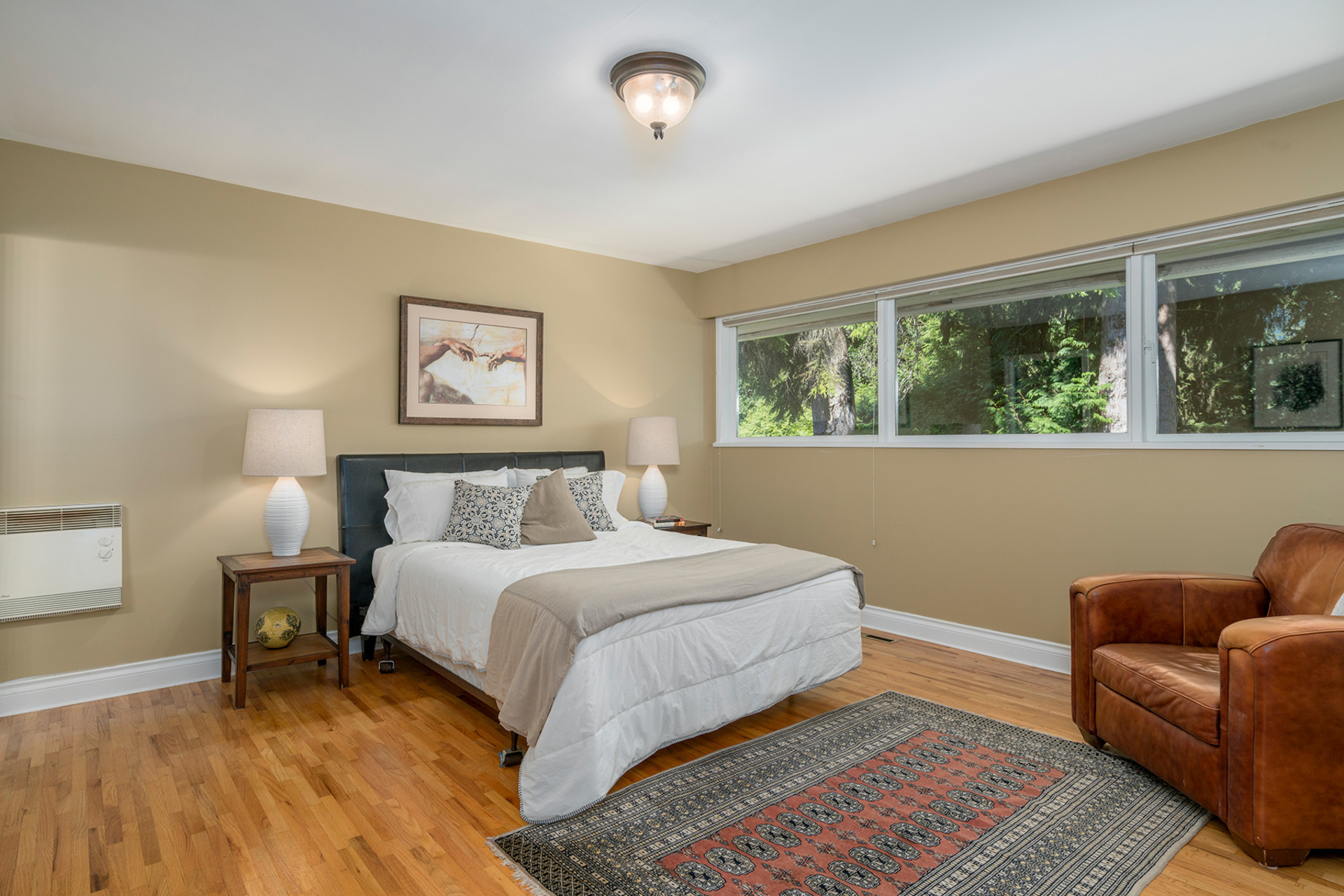 master-bdrm at 368 St. James, British Properties, West Vancouver