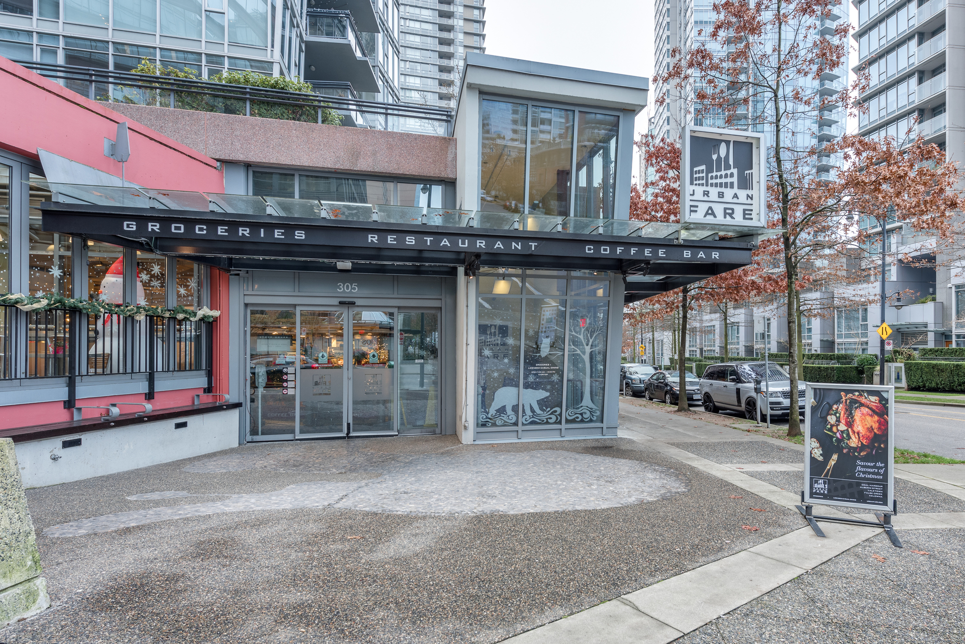 13 at 302 - 1228 W Hastings Street, Coal Harbour, Vancouver West