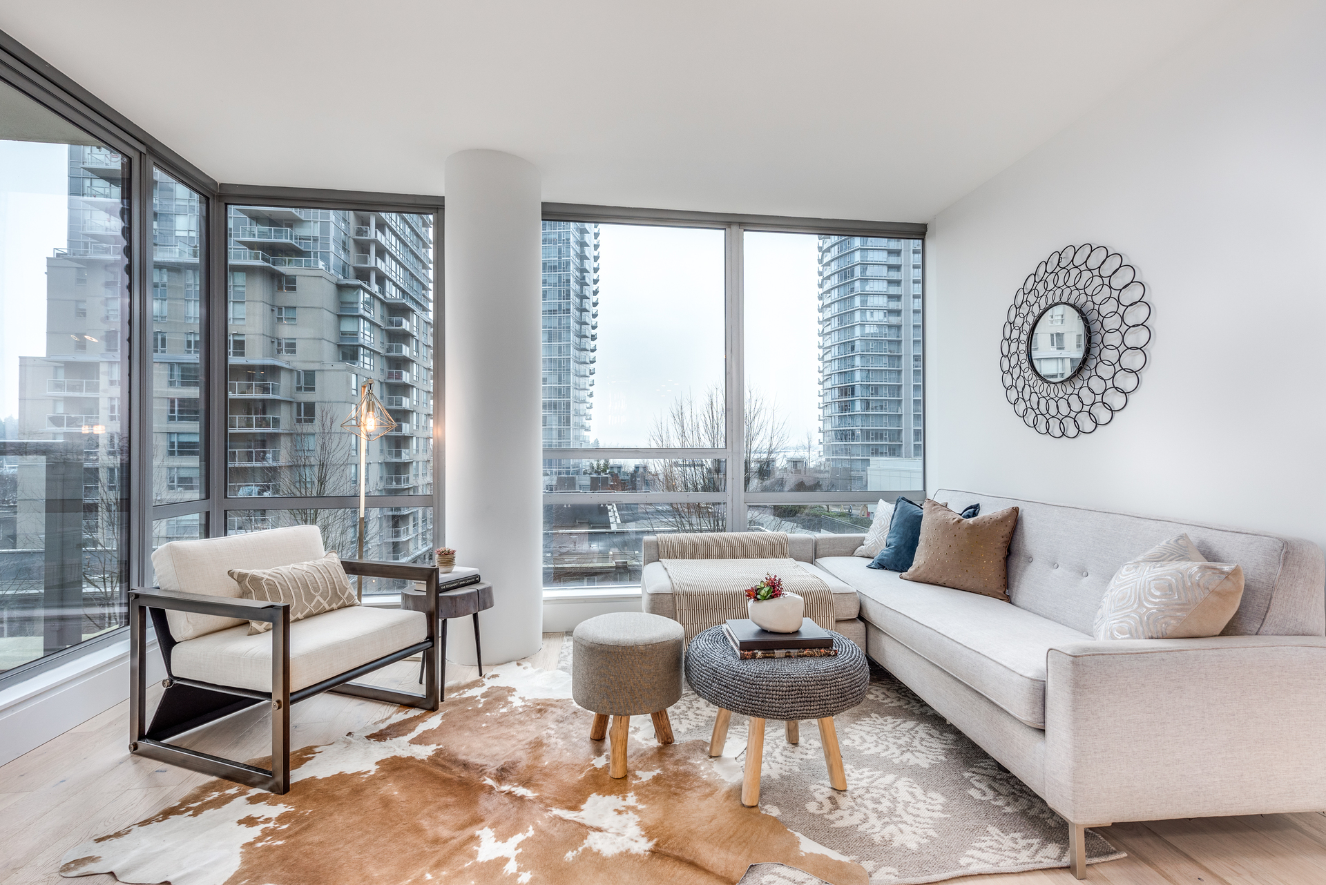 6 at 302 - 1228 W Hastings Street, Coal Harbour, Vancouver West
