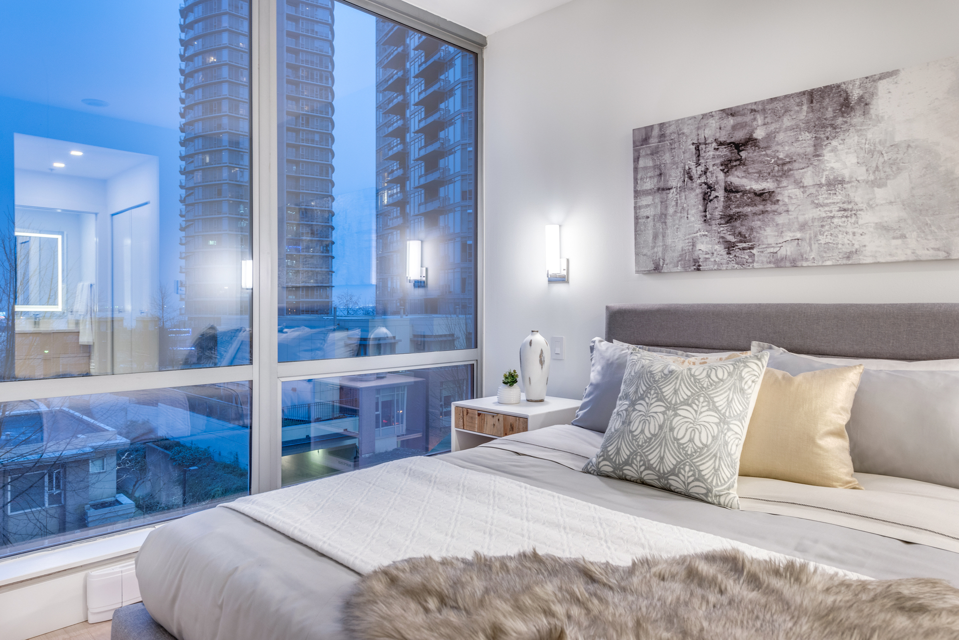 8 at 302 - 1228 W Hastings Street, Coal Harbour, Vancouver West