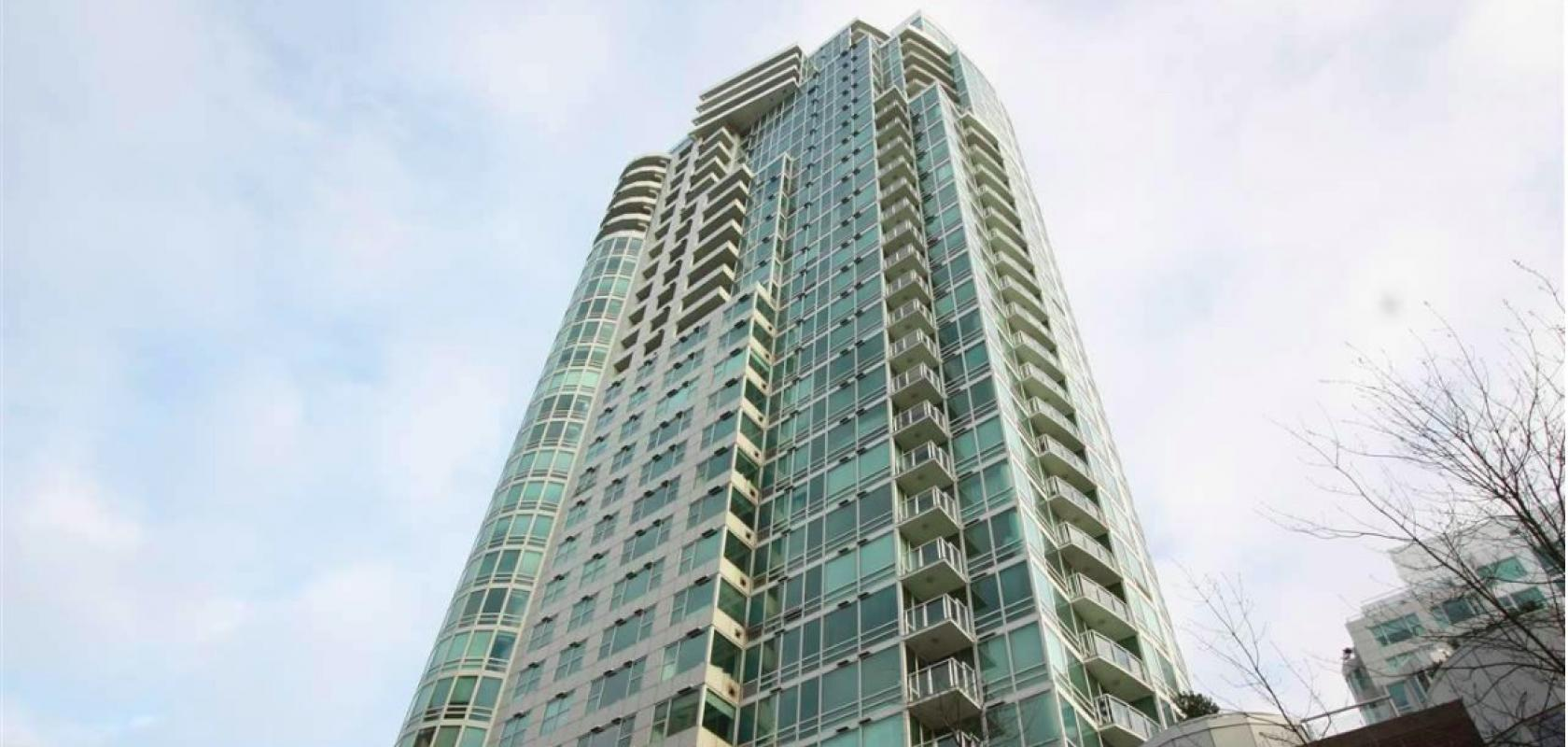 1508 - 1500 Hornby Street, Yaletown, Vancouver West
