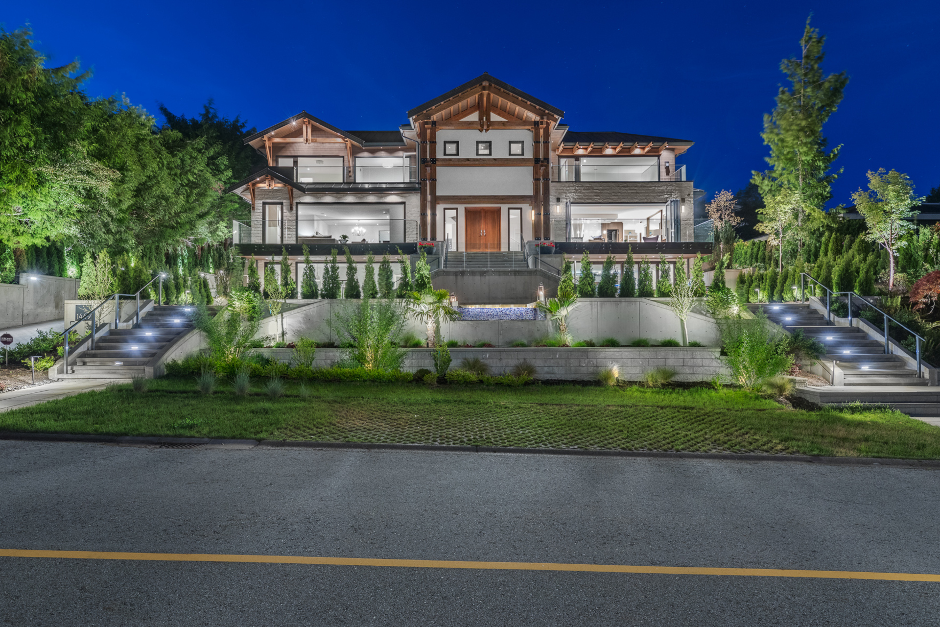 Exeterior at 1449 Chartwell Drive, Chartwell, West Vancouver