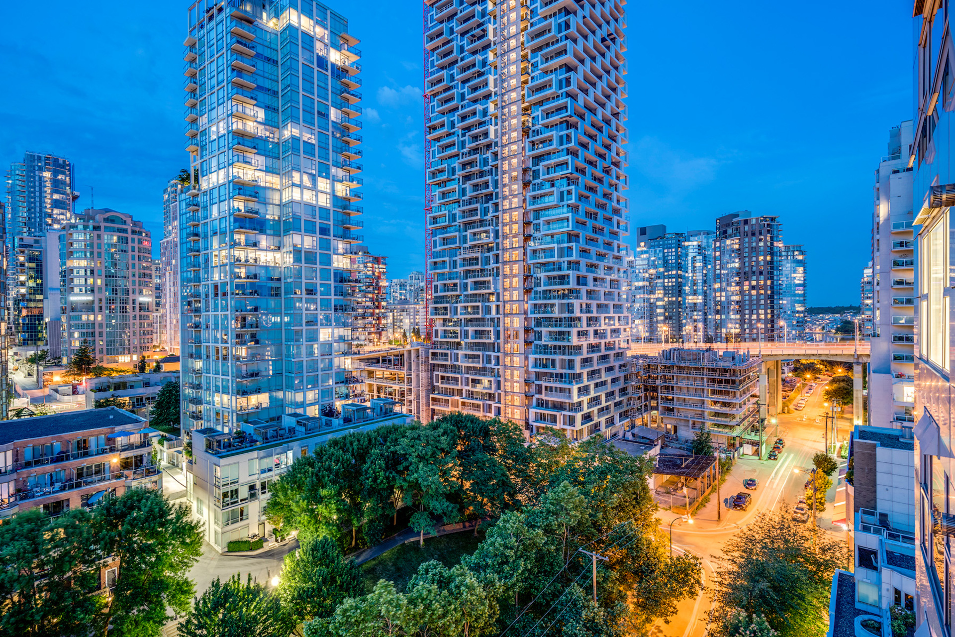 skyline-2 at 1508 - 1500 Hornby Street, Beach Avenue, Vancouver West