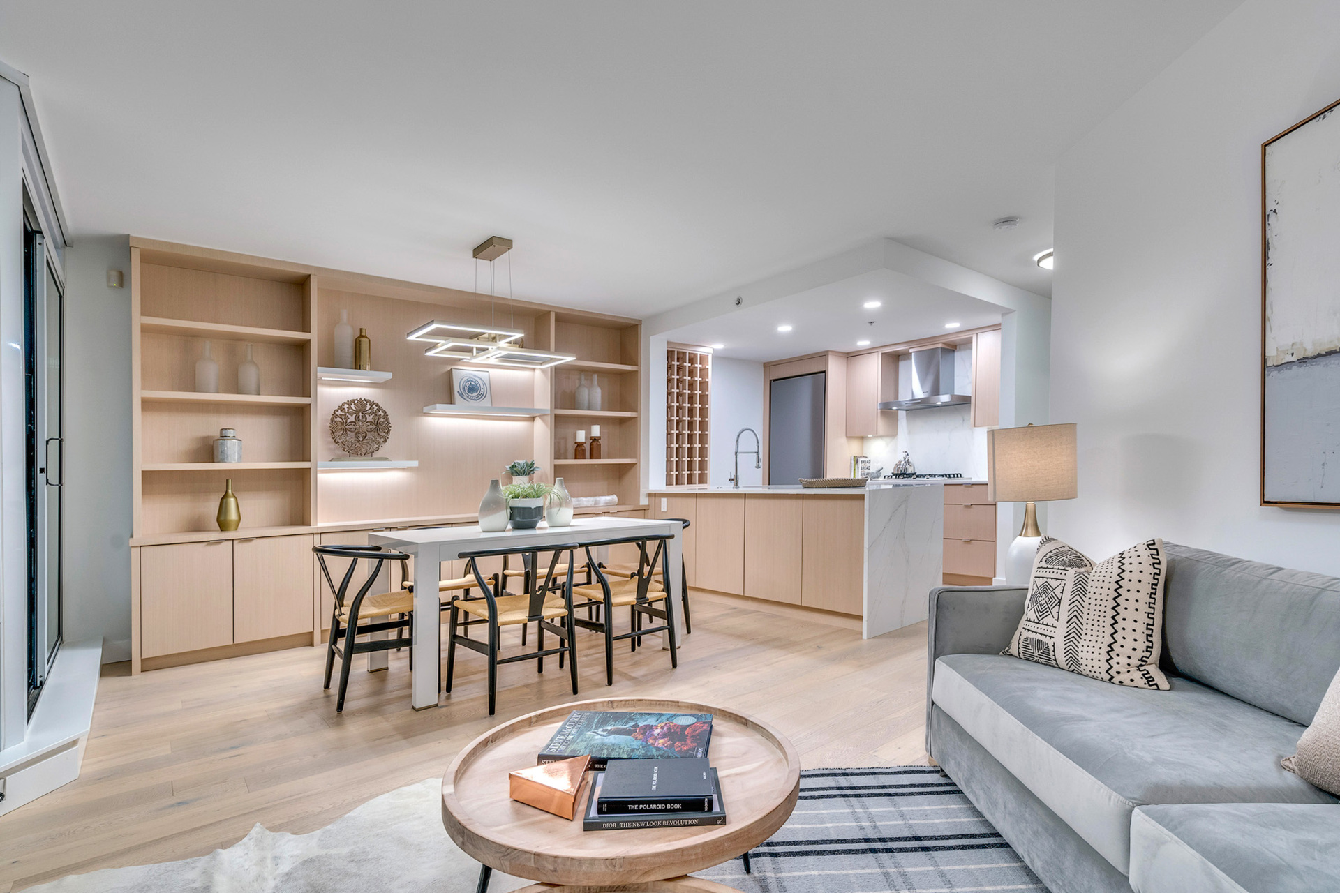 4 at 702 - 455 Beach, Yaletown, Vancouver West