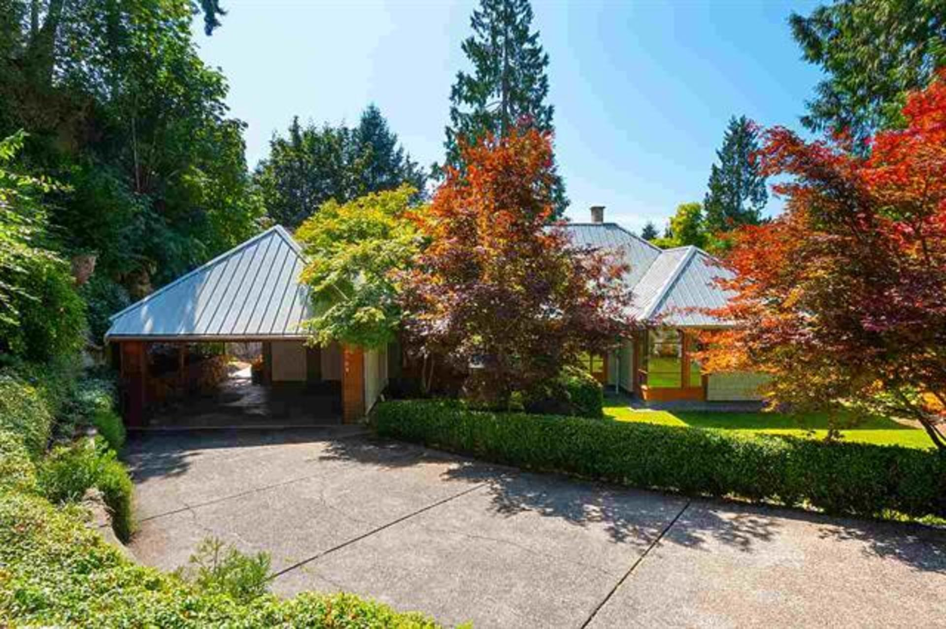 4704 Willow Place, Caulfeild, West Vancouver
