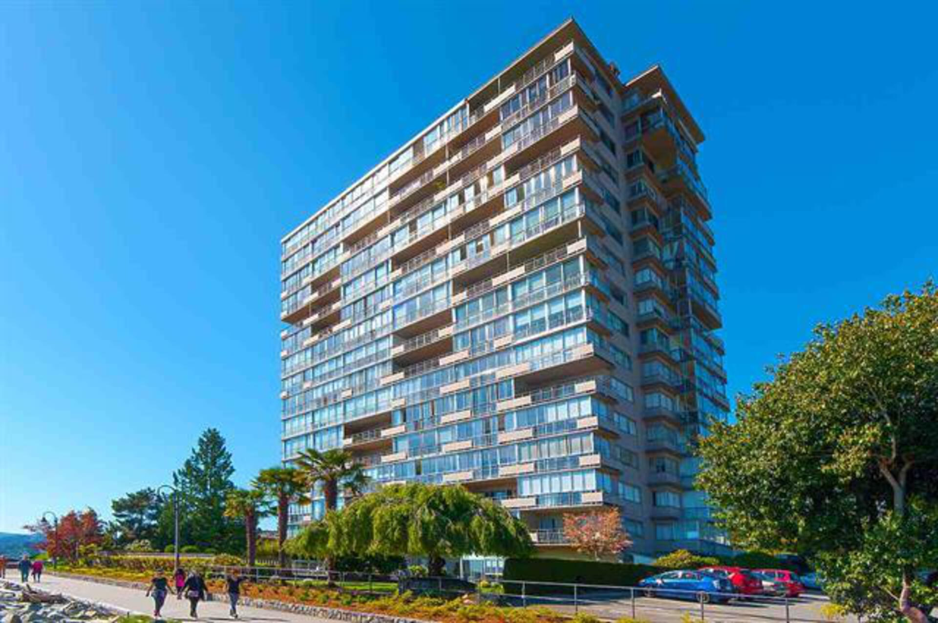 1007 - 150 24th Street, Dundarave, West Vancouver
