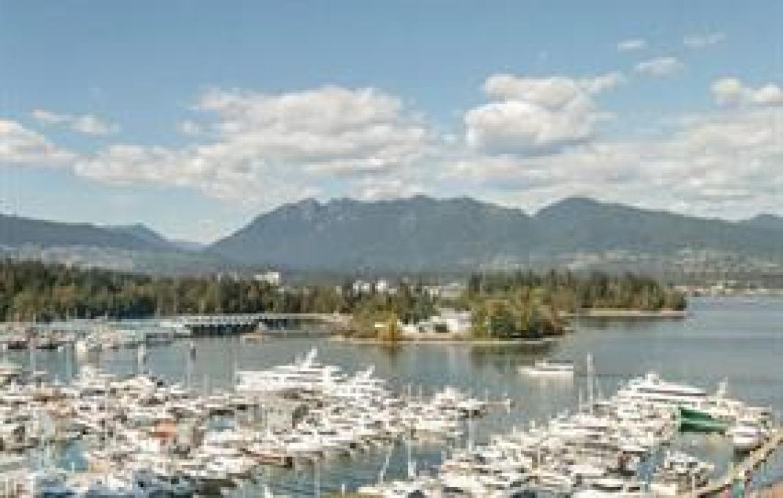 1002 - 555 Jervis Street, Coal Harbour, Vancouver West