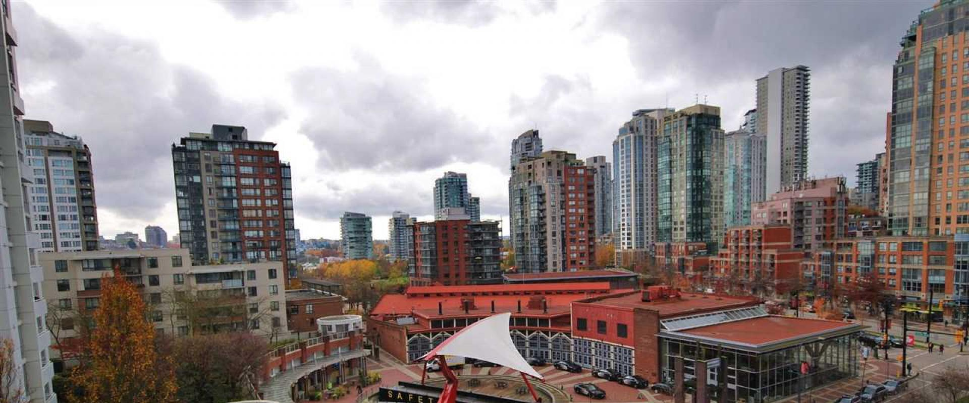 906 - 1199 Marinaside Crescent, Yaletown, Vancouver West 2