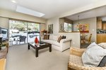 Family Room at 2383 Jefferson Avenue, Dundarave, West Vancouver