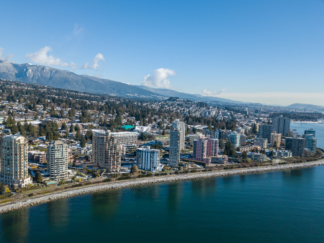 Views at 2383 Jefferson Avenue, Dundarave, West Vancouver