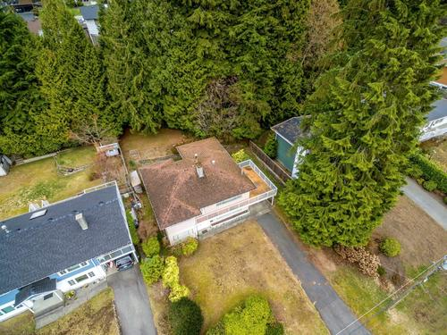 aerial-2 at 1036 Clements, Canyon Heights NV, North Vancouver