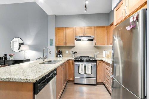 kitchen1 at 1111 E 27th, North Vancouver
