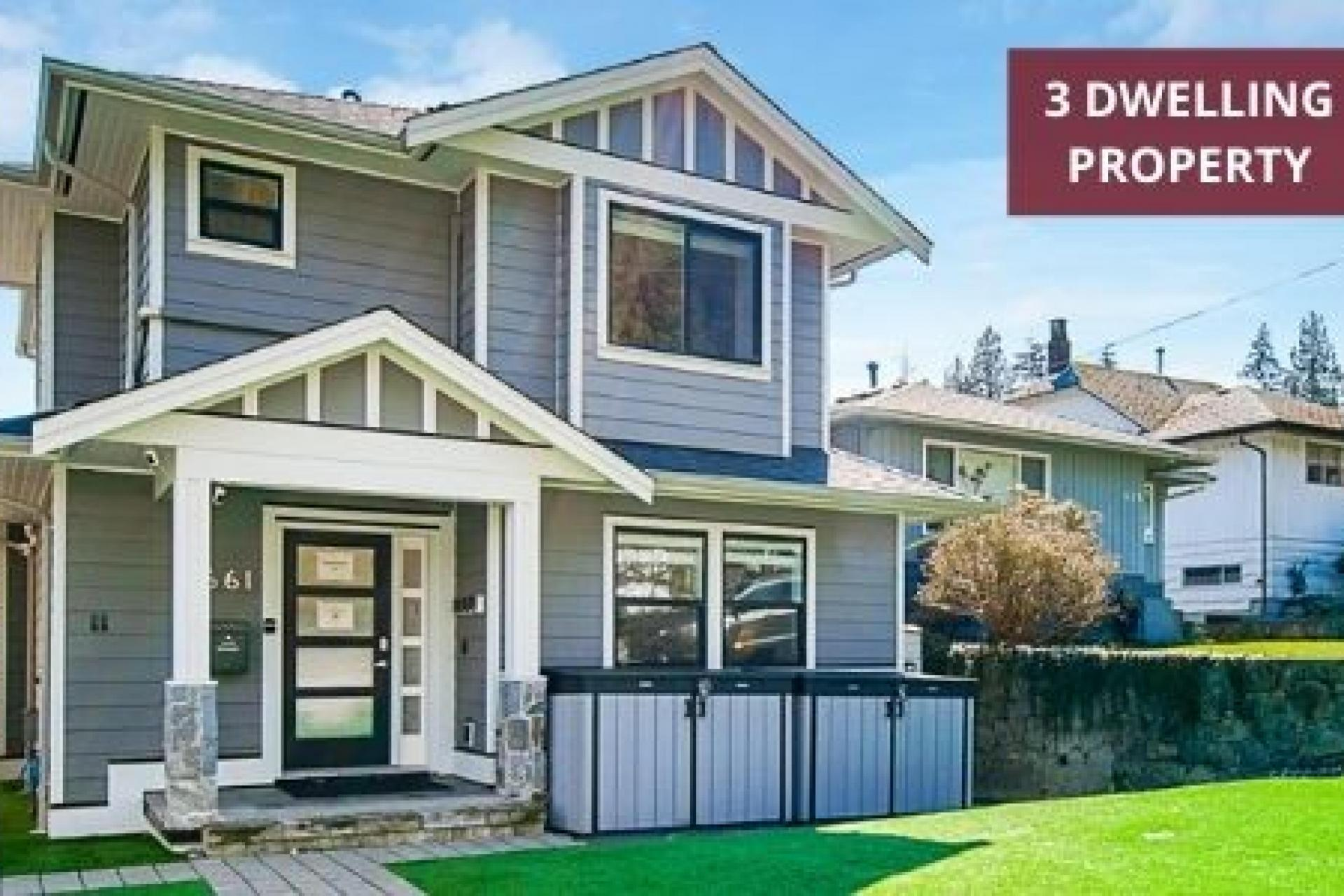 661 E 22nd Street, Boulevard, North Vancouver
