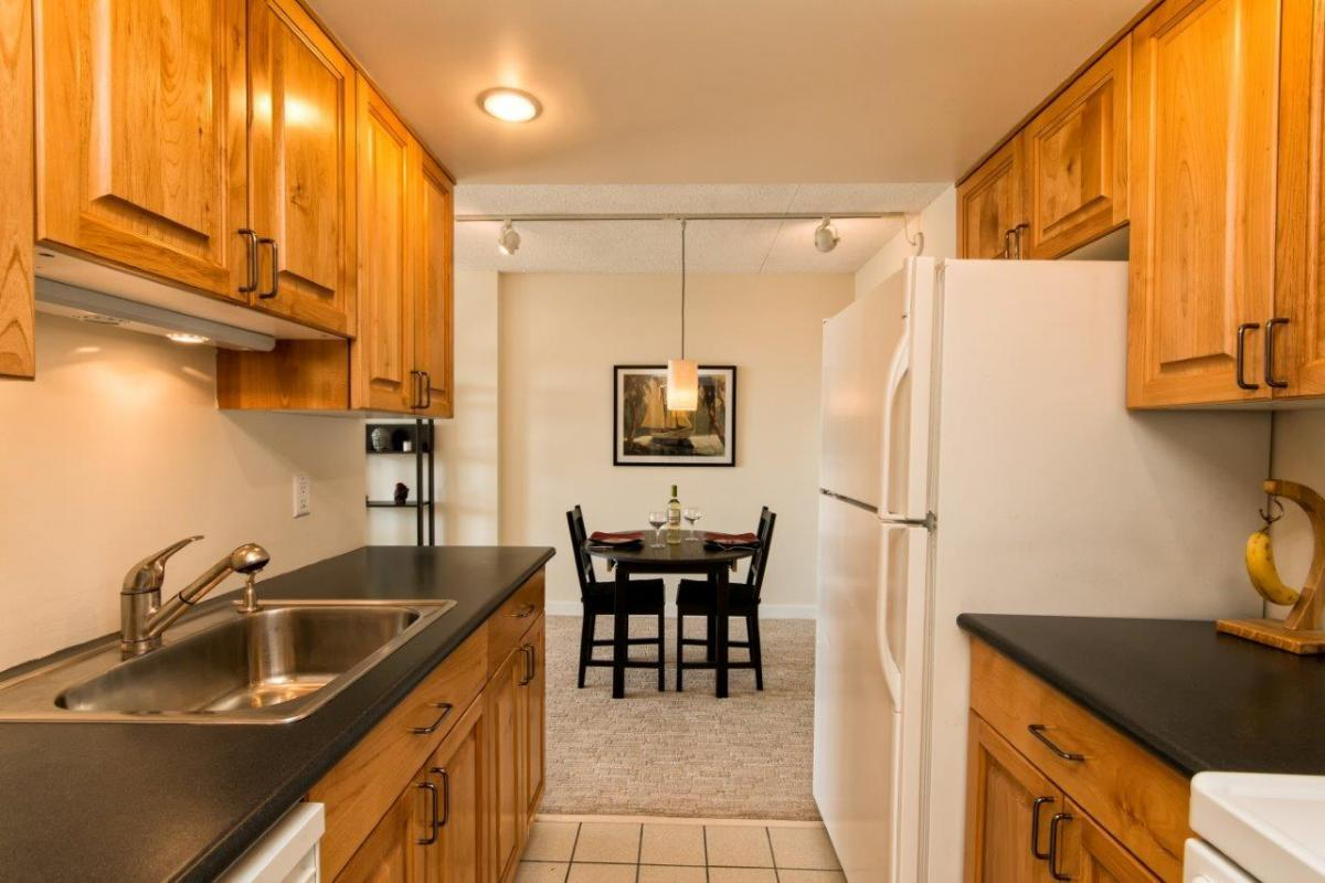 Kitchen at 803 - 1515 Eastern Avenue, Central Lonsdale, North Vancouver