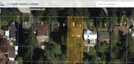 907-Shakespeare-Ave-Aerial-with-Lot at 907 Shakespeare Avenue, Lynn Valley, North Vancouver