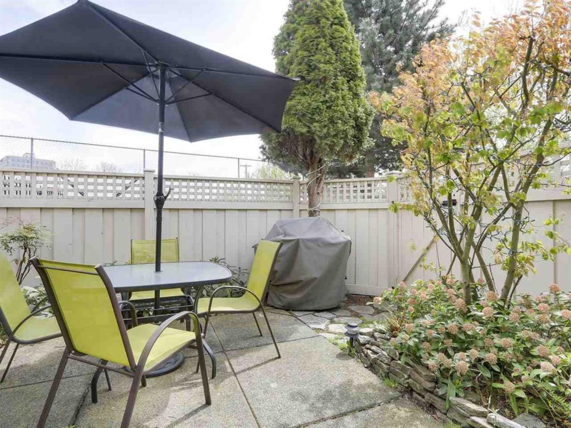 Great for entertaining at 108 - 1386 73, Marpole, Vancouver West
