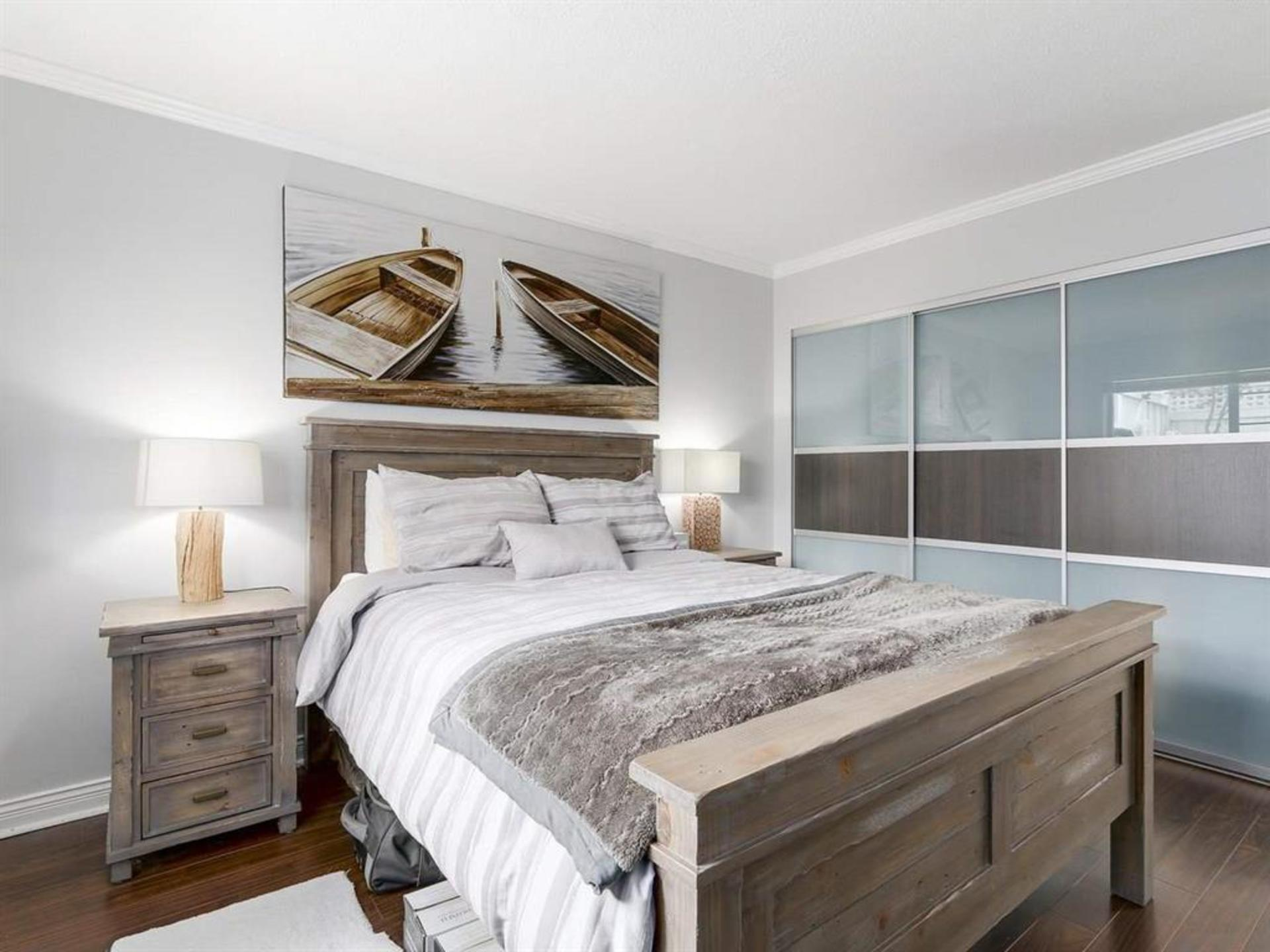 Bedroom at 108 - 1386 73, Marpole, Vancouver West