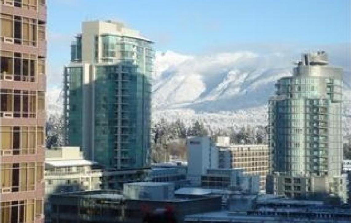 505 - 1455 Robson Street, West End VW, Vancouver West