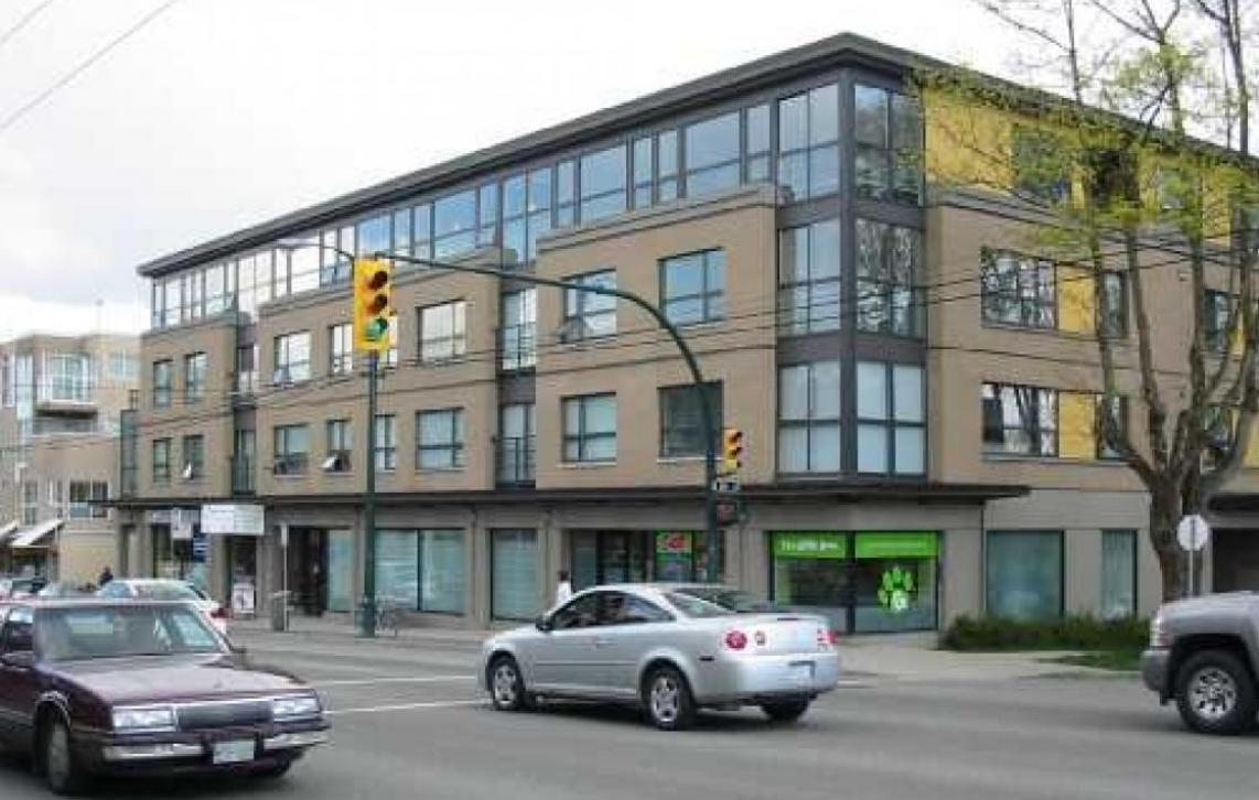 408 - 997 W 22nd Avenue, Cambie, Vancouver West