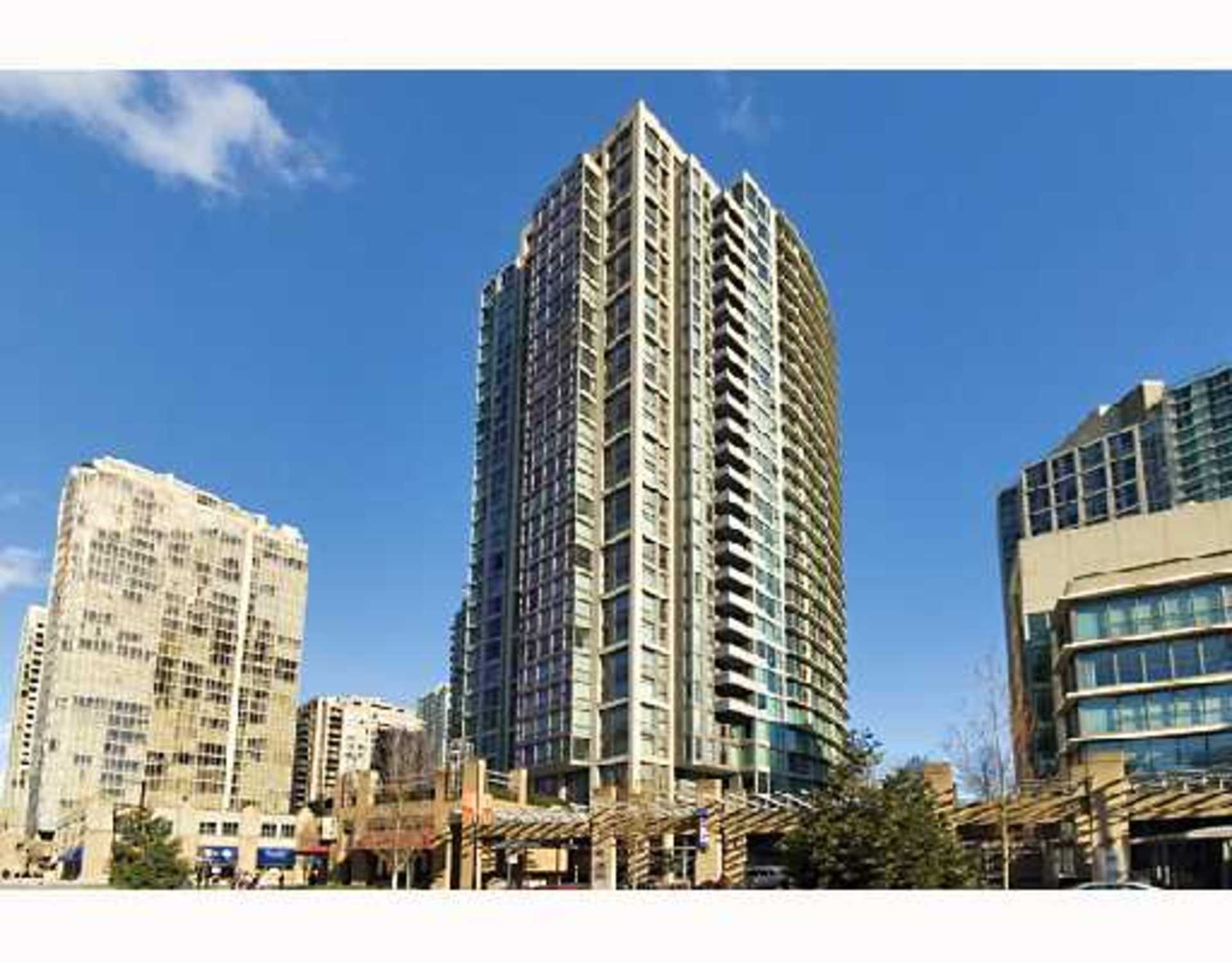1008 at 707 - 1008 Cambie Street, Downtown VW, Vancouver West