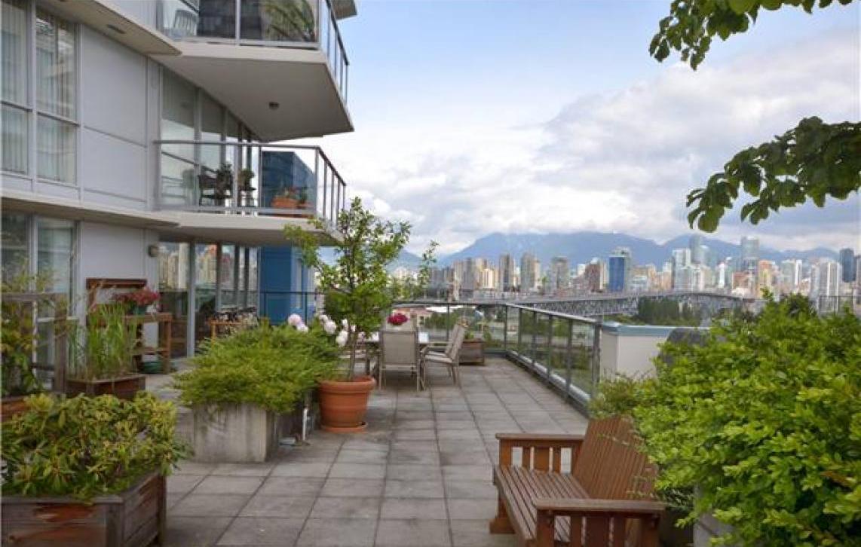 703 - 1485 W 6th Avenue, False Creek, Vancouver West