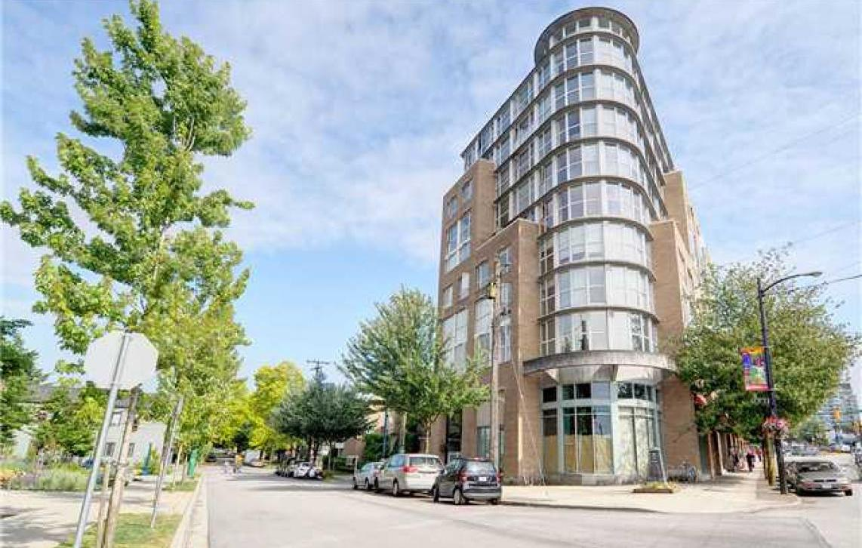 219 - 288 E 8th Avenue, Mount Pleasant VE, Vancouver East
