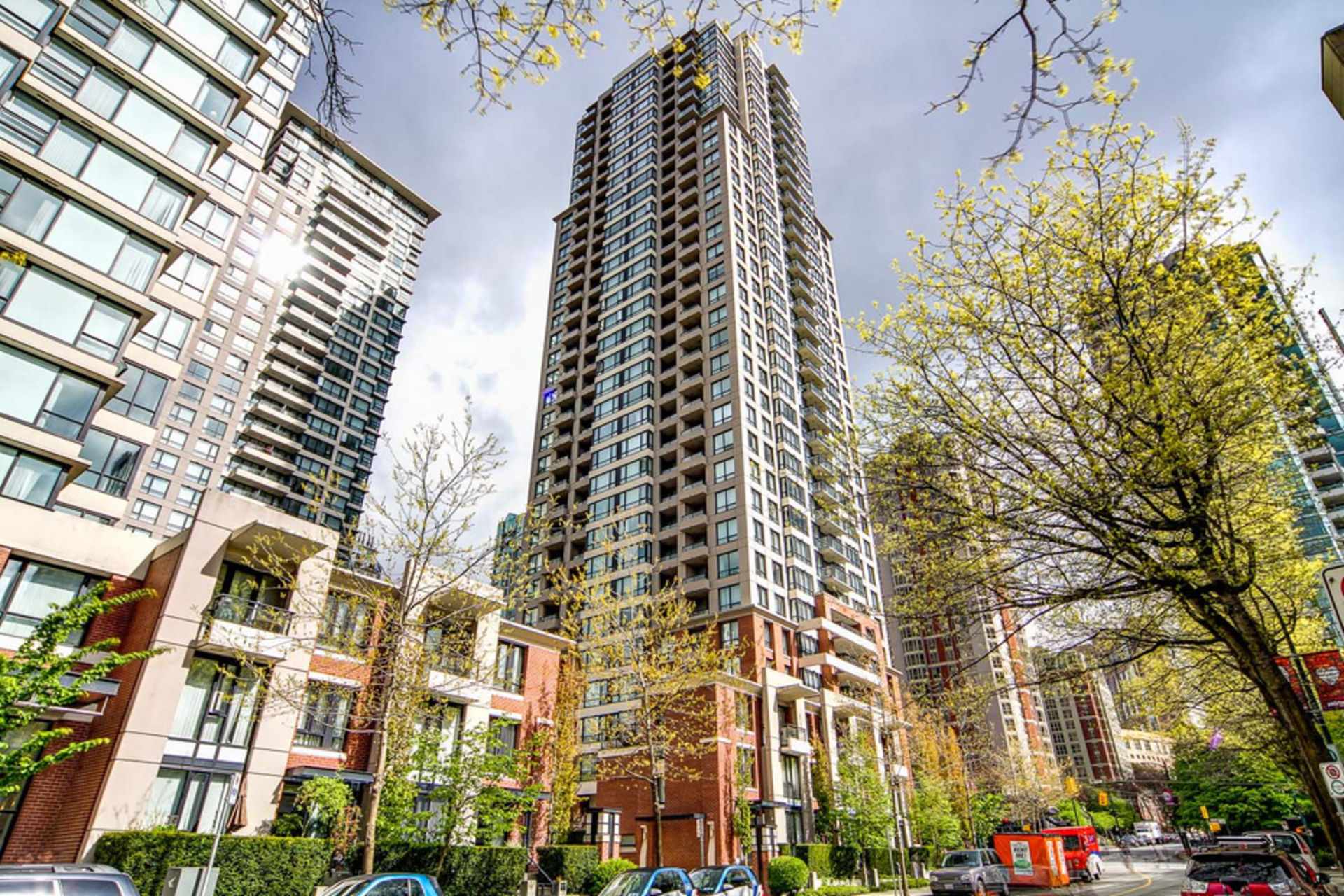 504 - 909 Mainland Street., Yaletown, Vancouver West